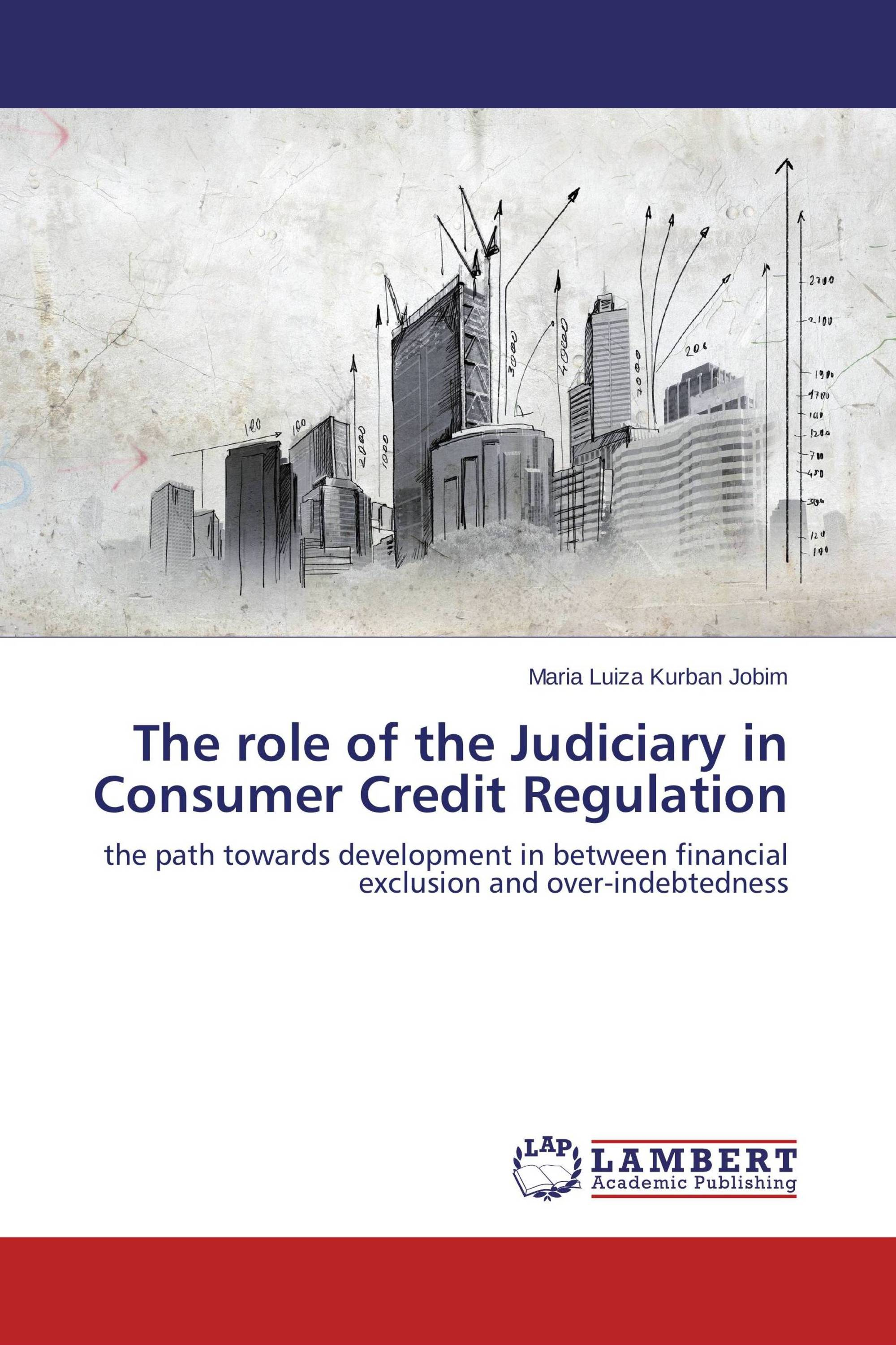 The role of the Judiciary in Consumer Credit Regulation / 978-3-659