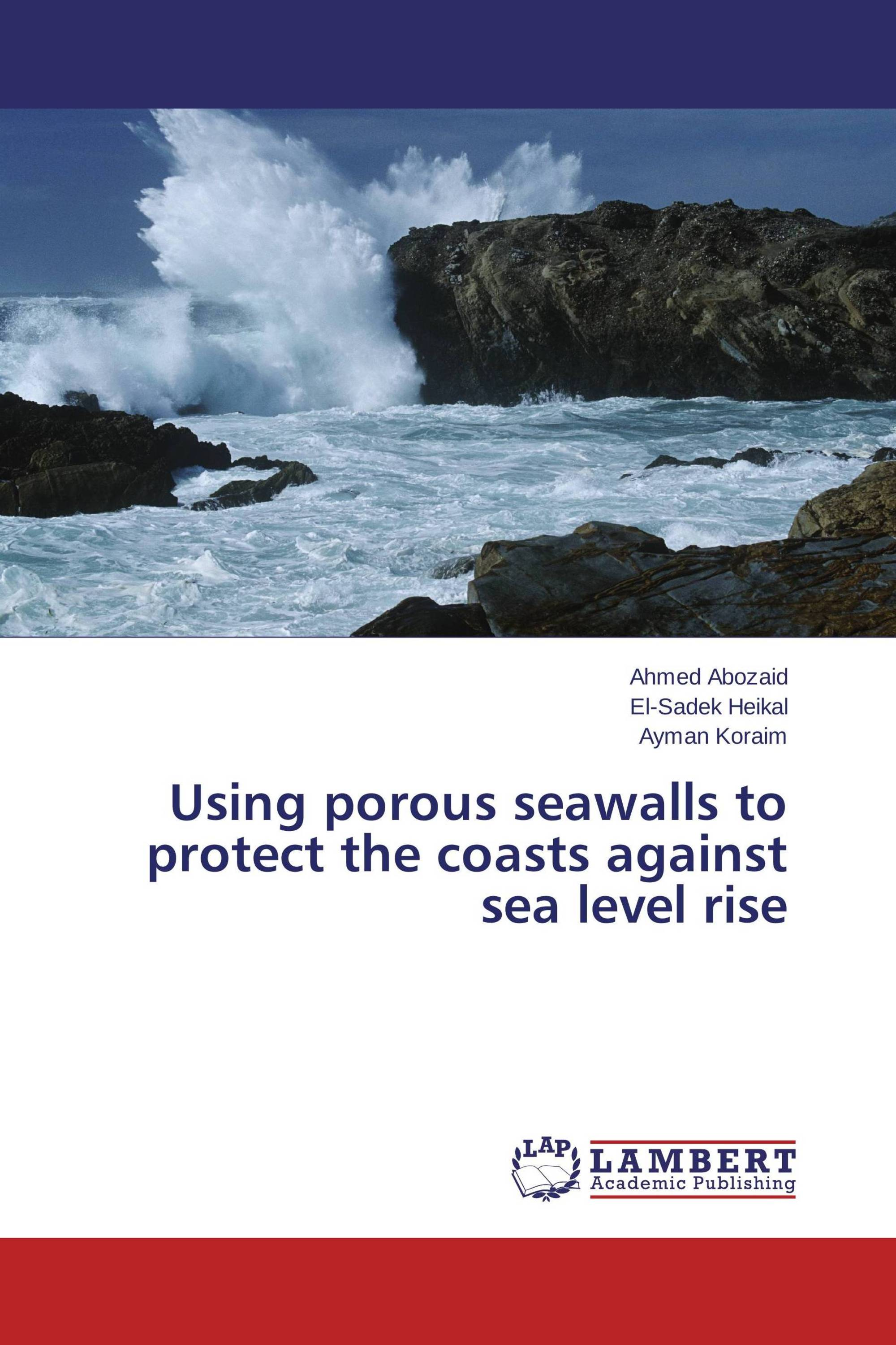 Using porous seawalls to protect the coasts against sea