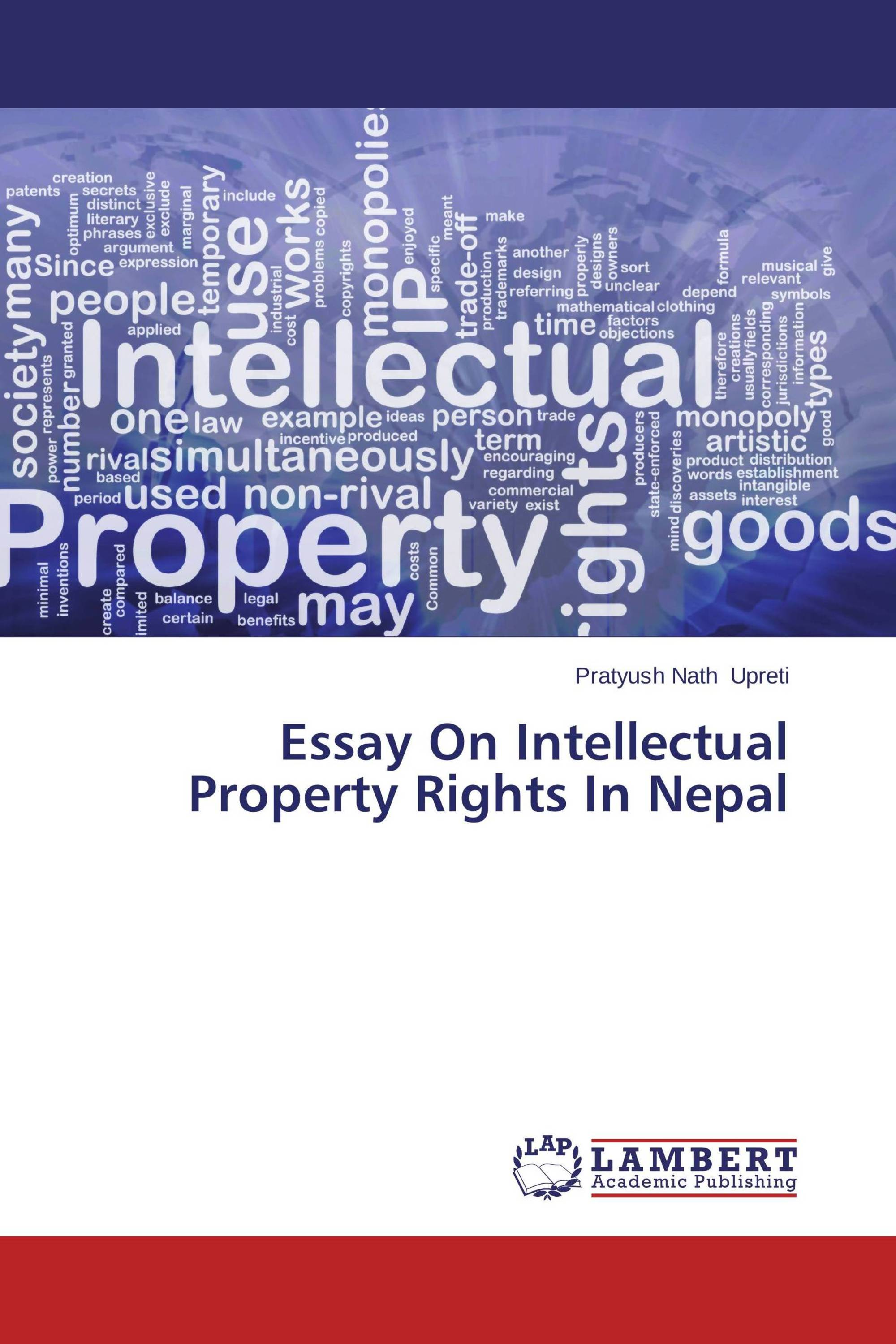 essay on intellectual property rights in  essay on intellectual property rights in