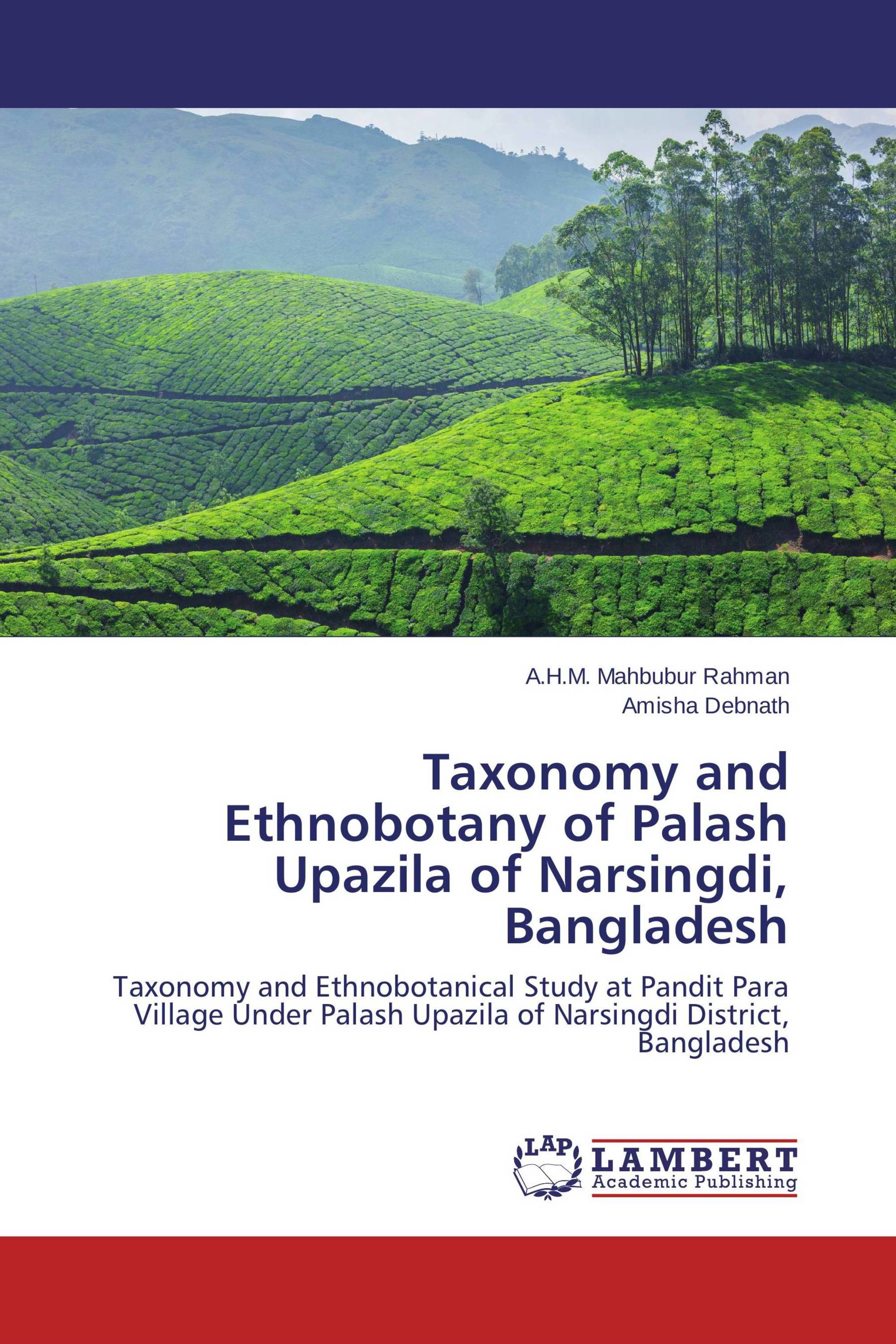 Taxonomy and Ethnobotany of Palash Upazila of Narsingdi, Bangladesh