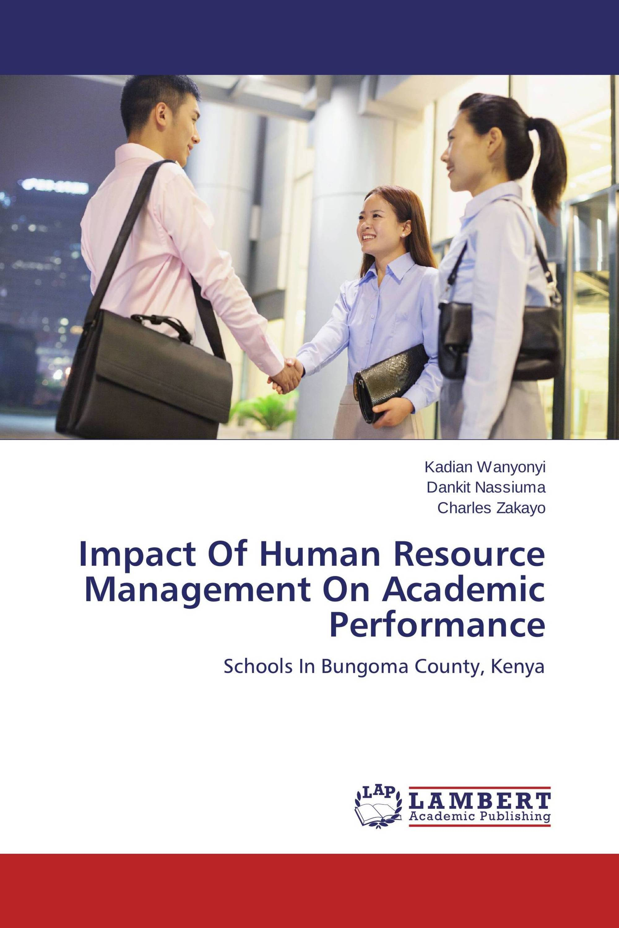 the impact of hrm