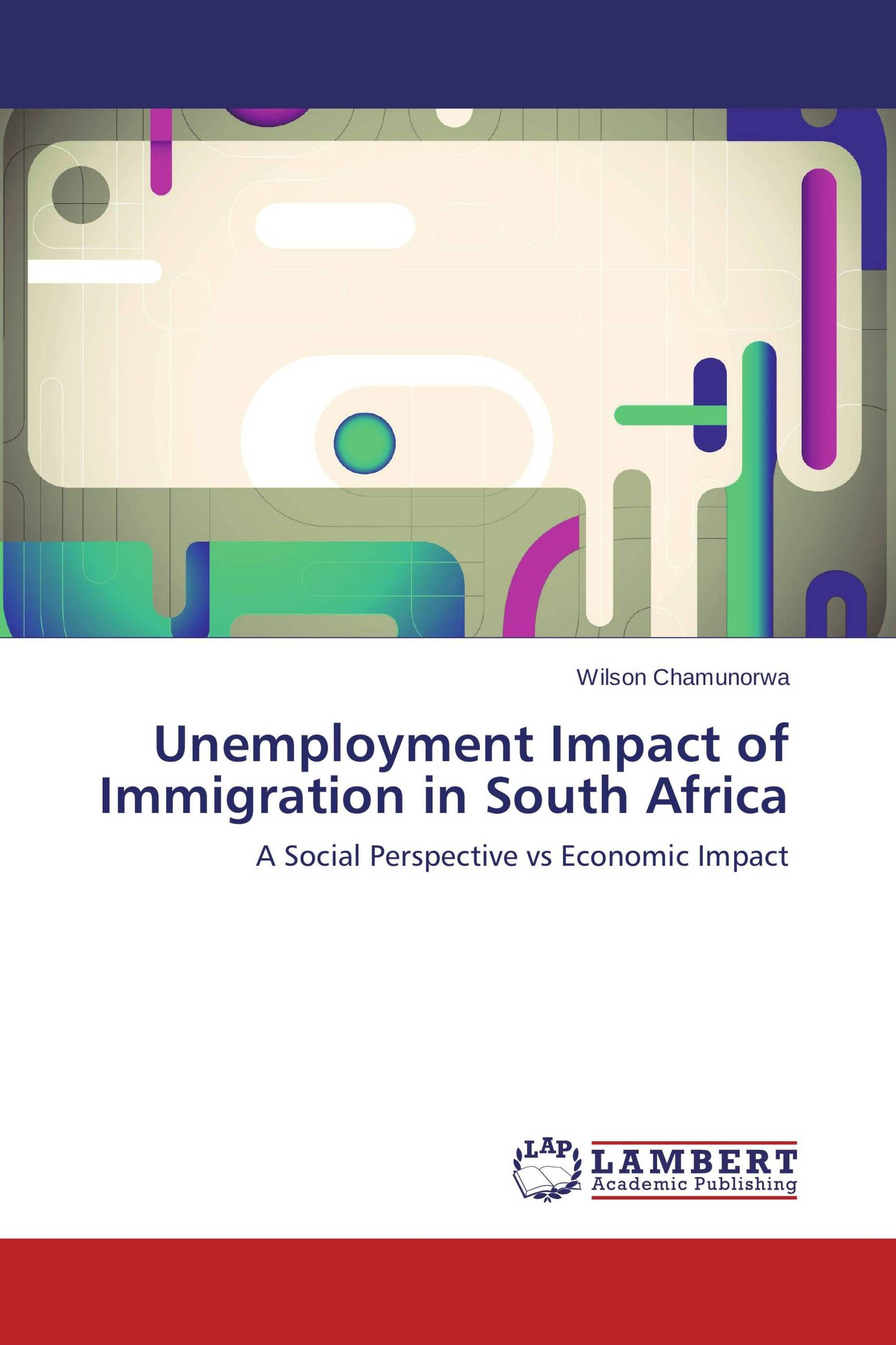 unemployment impact of immigration in south africa  it s time to publish