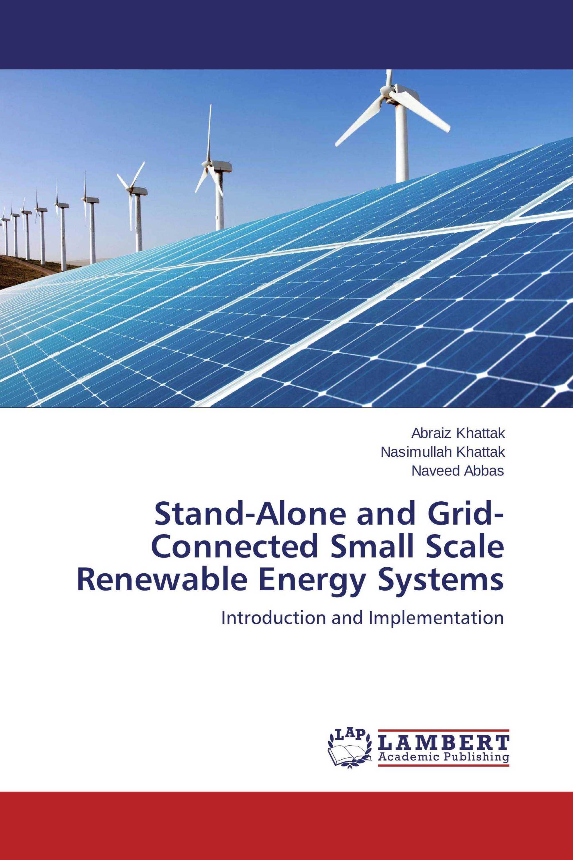 Master thesis renewable energy