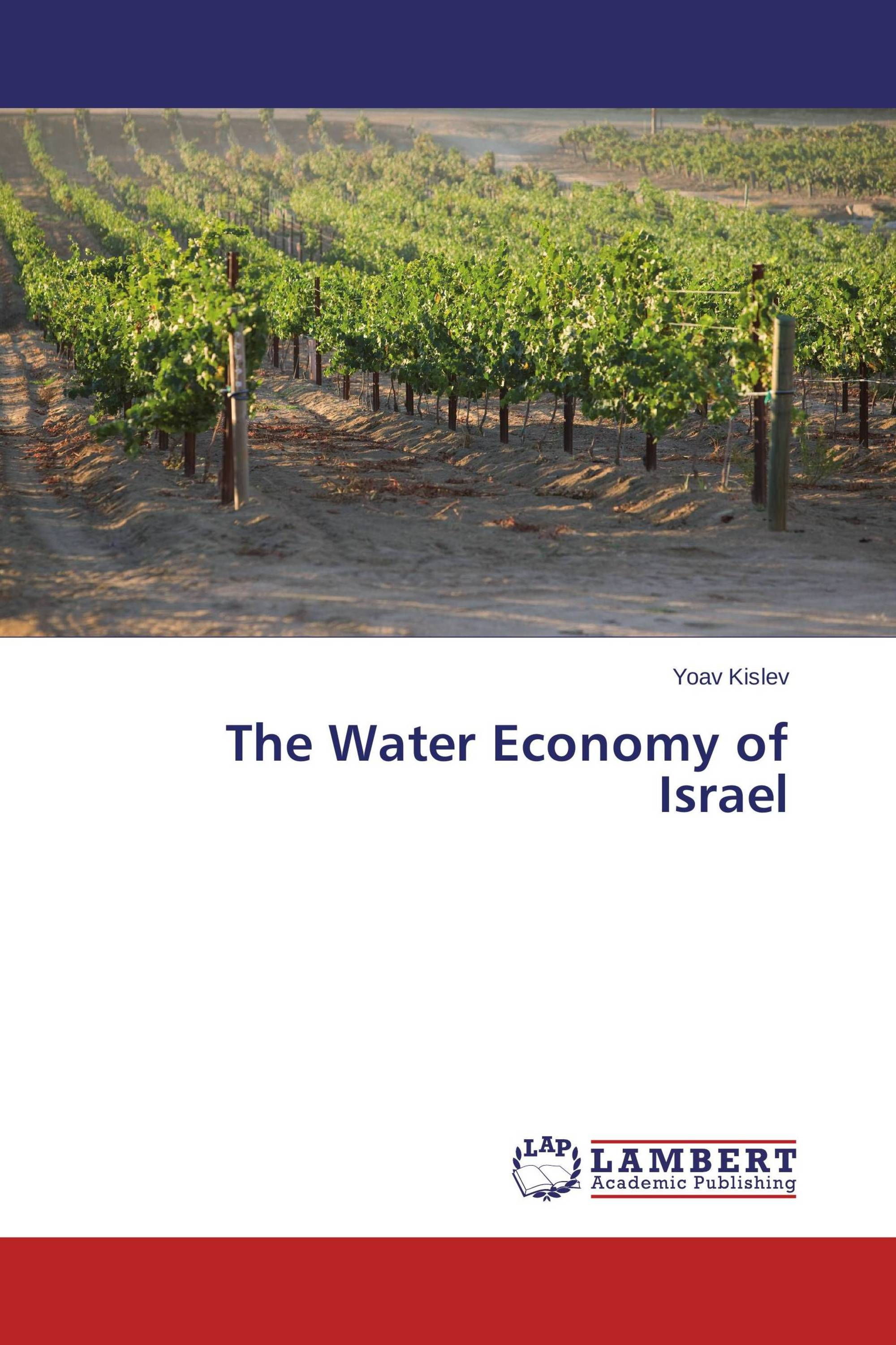The Water Economy of Israel