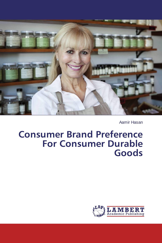 consumer brand preferance