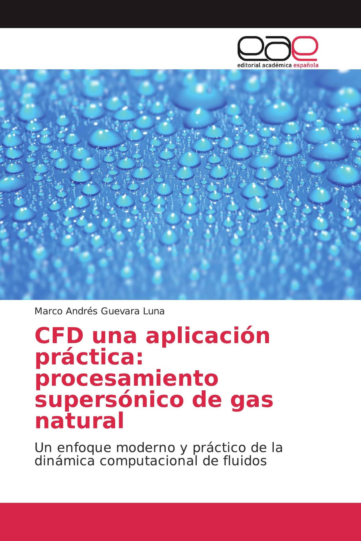 CFD una aplicación práctica: procesamiento supersónico de gas natural