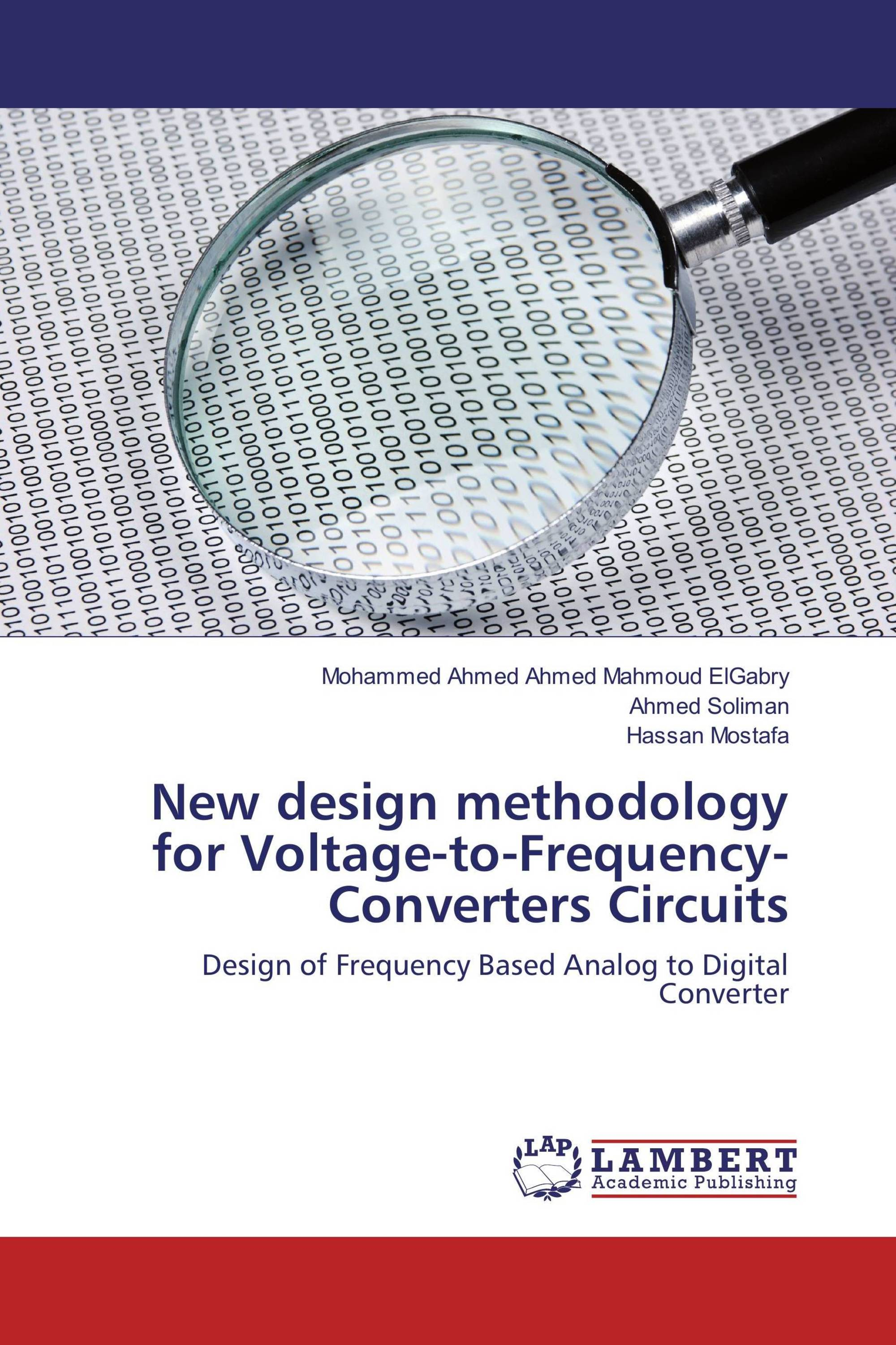 New Design Methodology For Voltage To Frequency Converters Circuits Analog Digital Converter Circuit