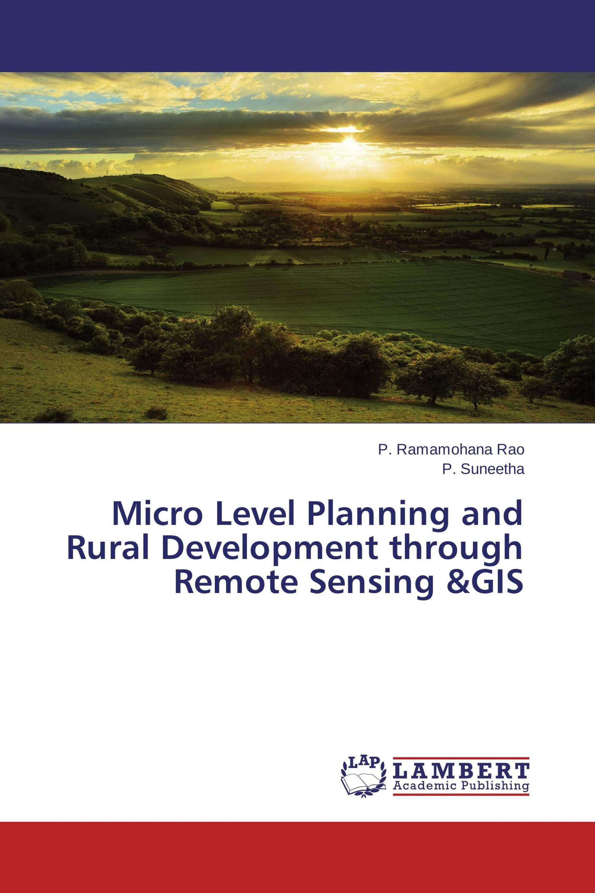 Micro Level Planning and Rural Development through Remote