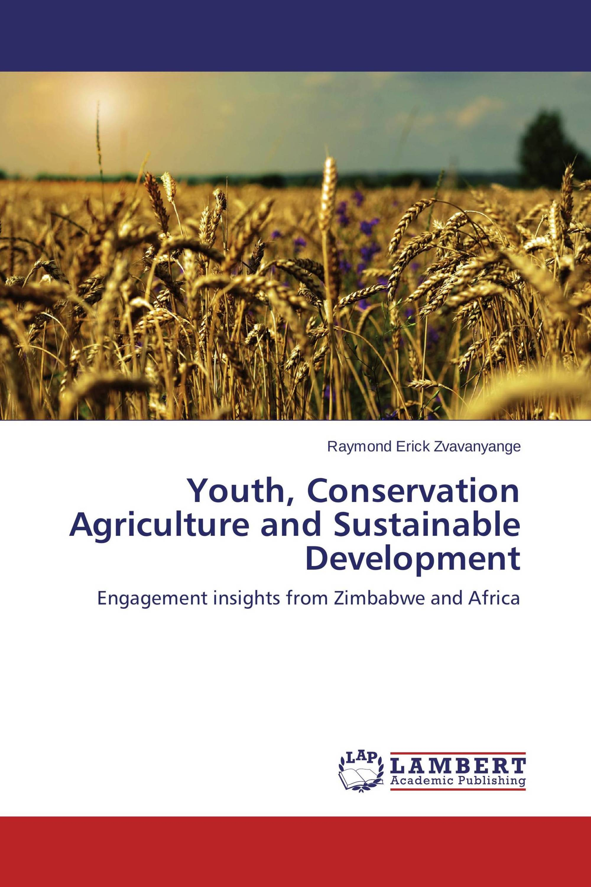 Youth, Conservation Agriculture and Sustainable Development