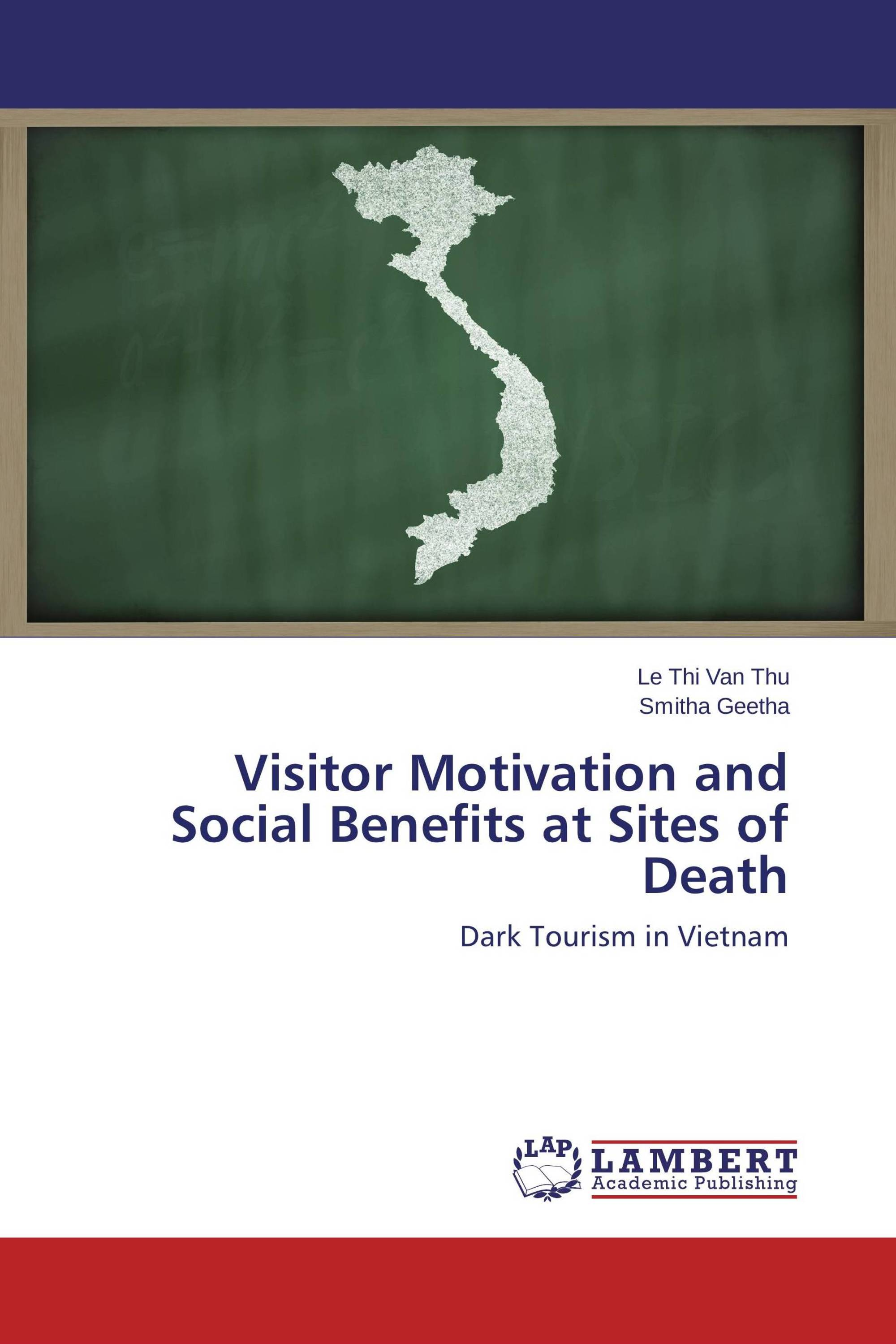 motivation factors in dark tourism Dark tourism motivations : an investigation into the motivations of visitors to sites associated with dark tourism robinson, n 2015, dark tourism motivations : an investigation into the motivations of visitors to sites associated with dark tourism , phd thesis, university of salford.