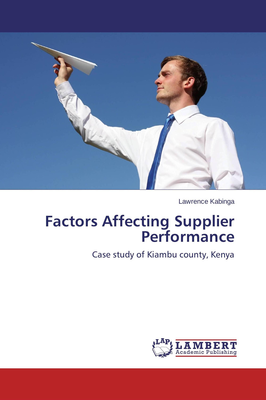 factors affecting academic performance of la