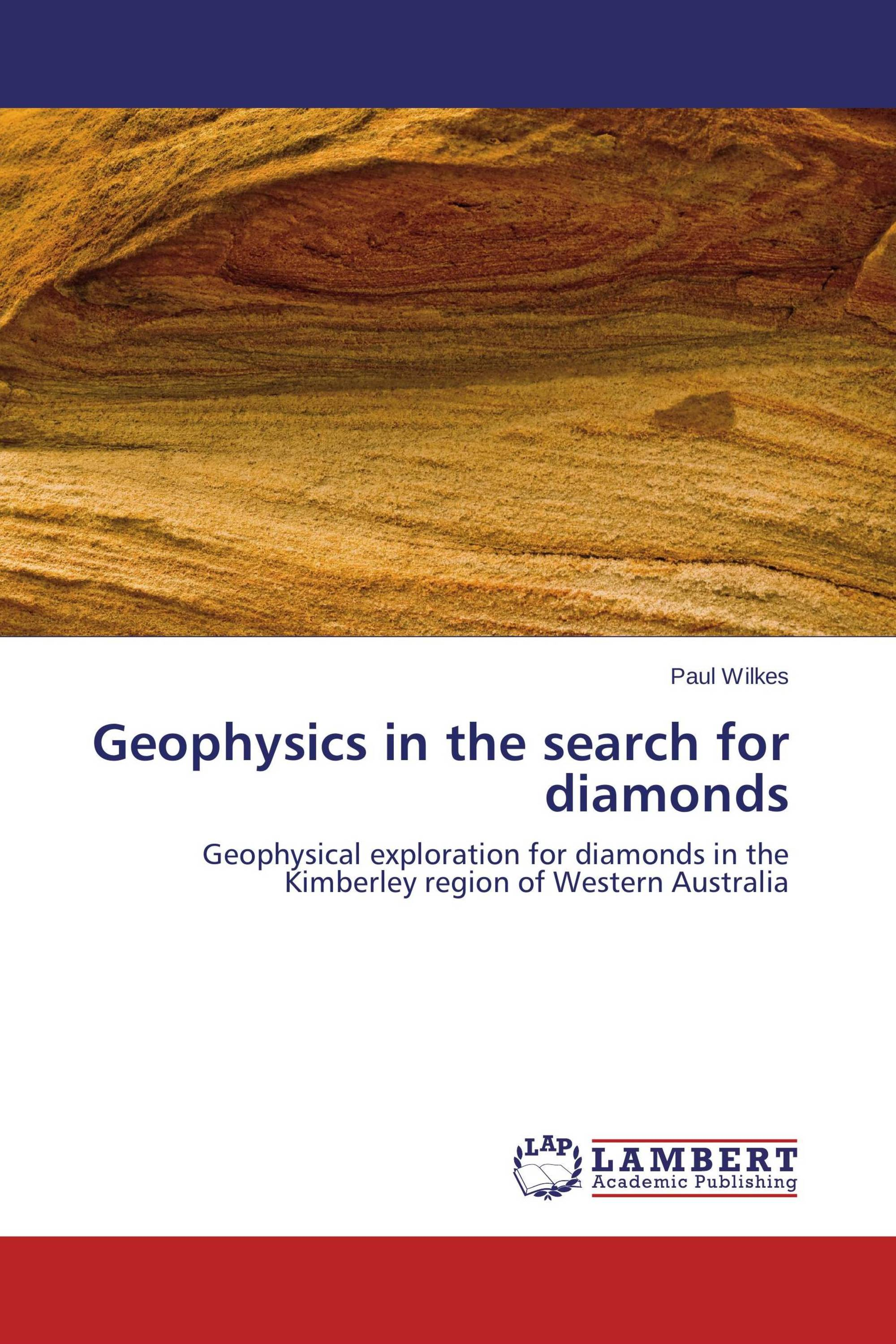 Geophysics in the search for diamonds
