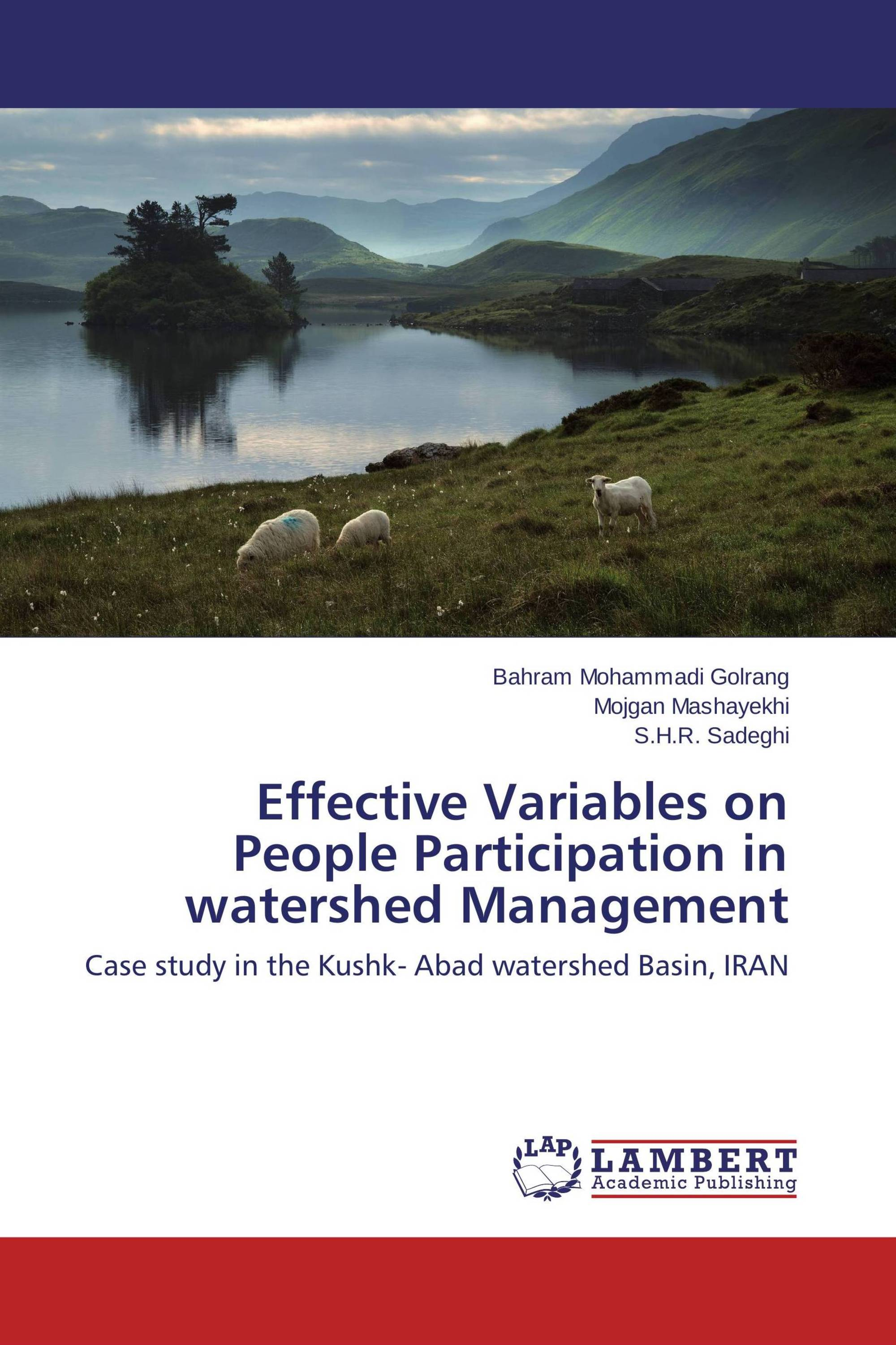 Effective Variables on People Participation in watershed Management