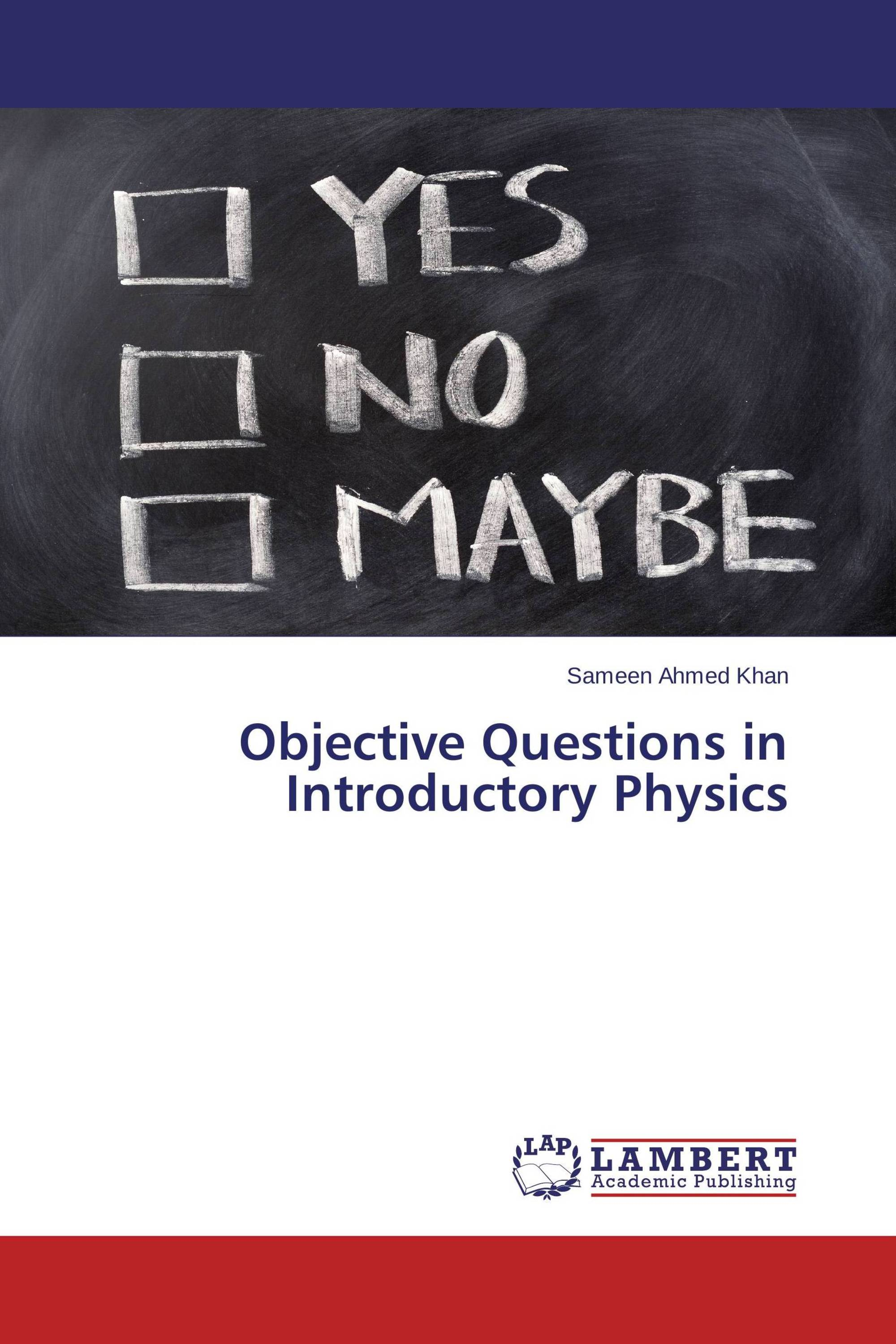 Objective Questions in Introductory Physics