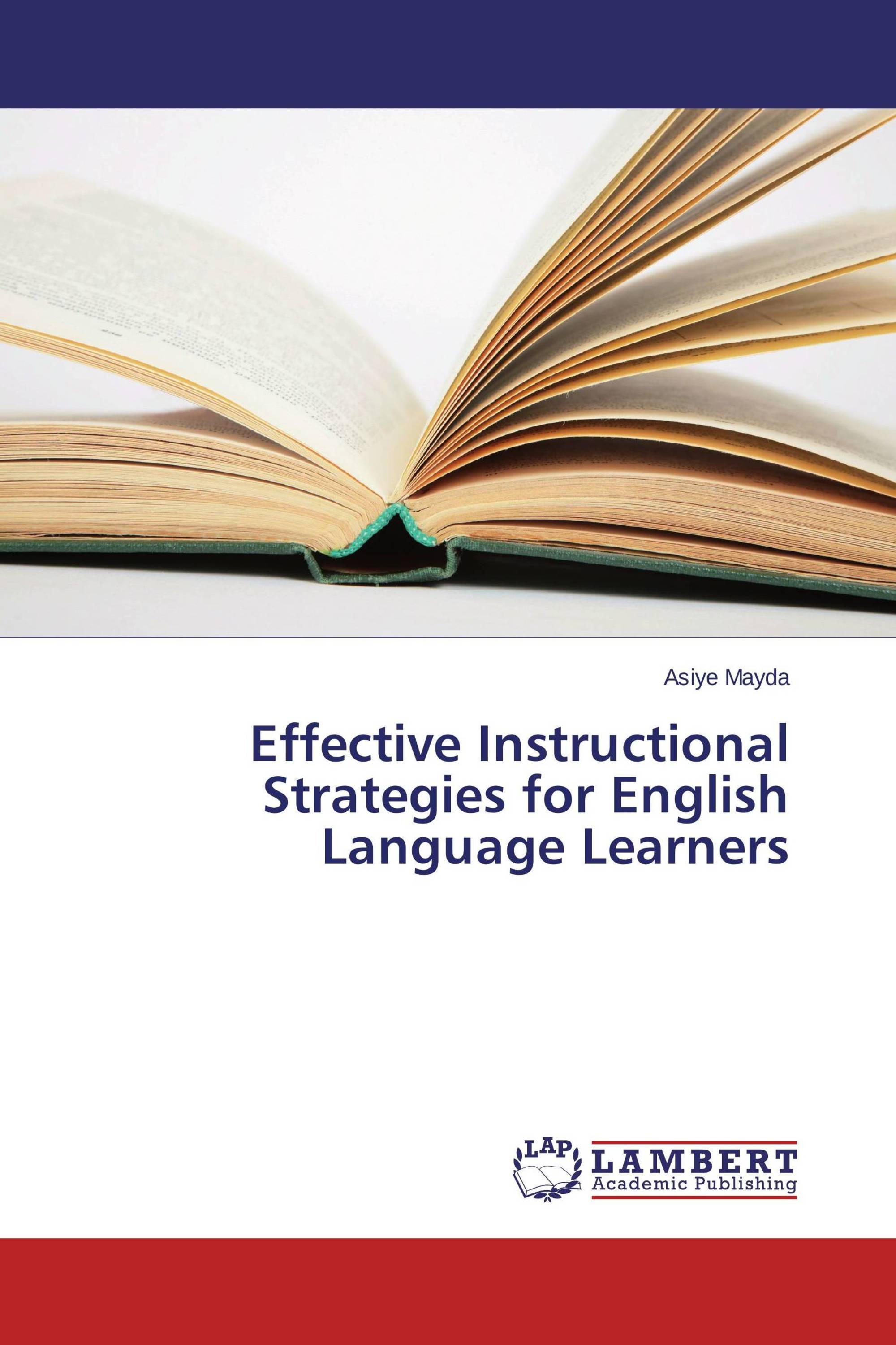 Effective Instructional Strategies For English Language Learners