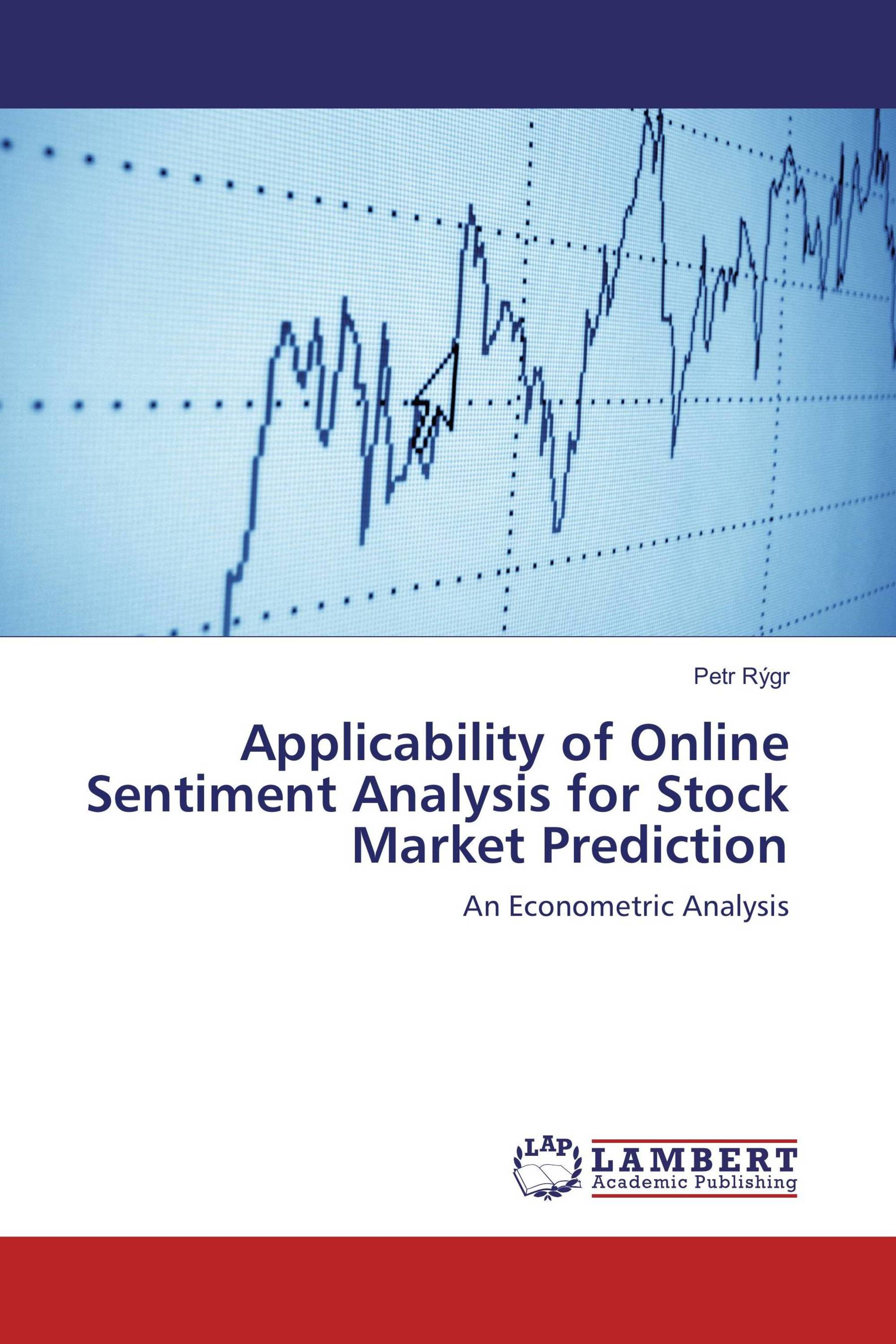 Applicability of Online Sentiment Analysis for Stock Market ...
