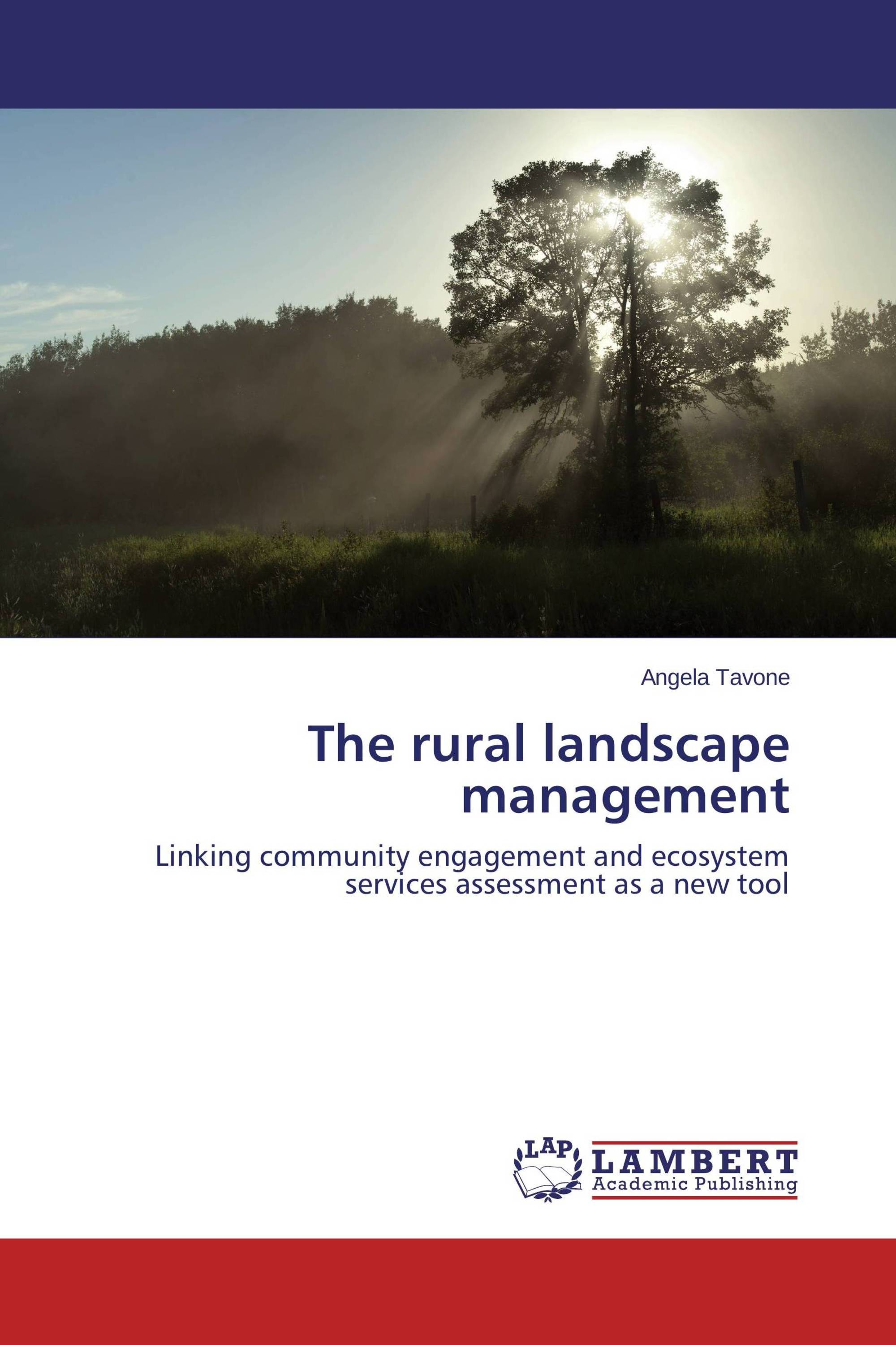 The rural landscape management