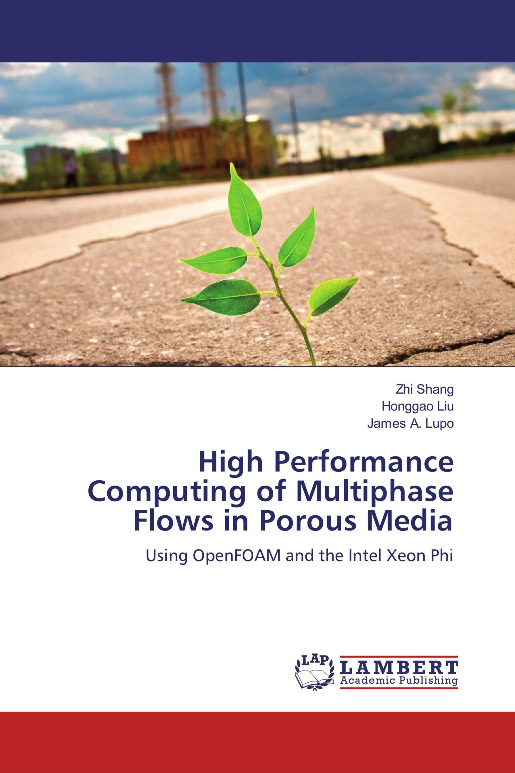 High Performance Computing of Multiphase Flows in Porous Media