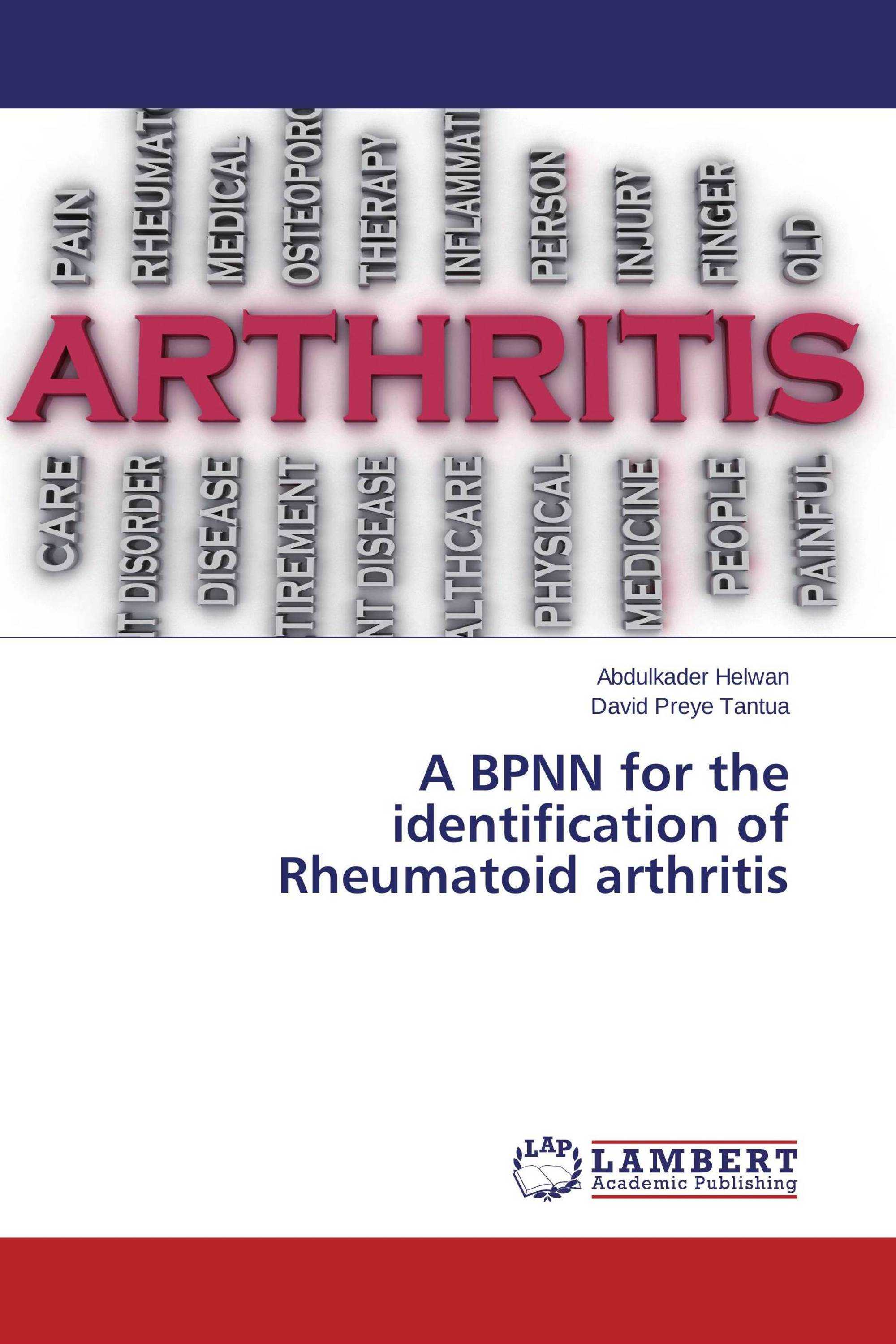 dissertations on rheumatoid arthritis Theses and dissertations--computer science by an authorized  57  rheumatoid arthritis dataset model errors computed as sum of absolute.