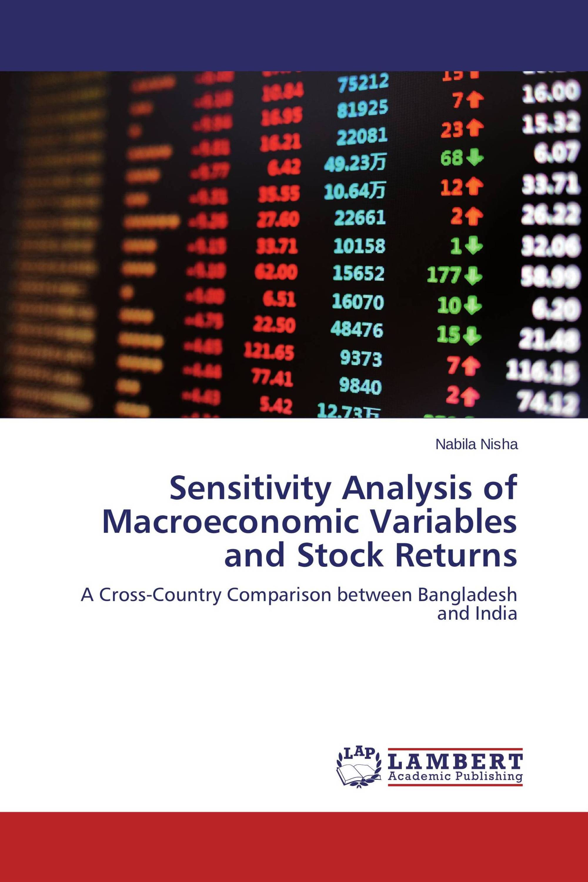 volatility of macroeconomic variables and stock returns 3 garch-midas model is that it allows us to link the daily observations on stock returns with macroeconomic variables, sampled at lower frequencies, in order to examine directly the.
