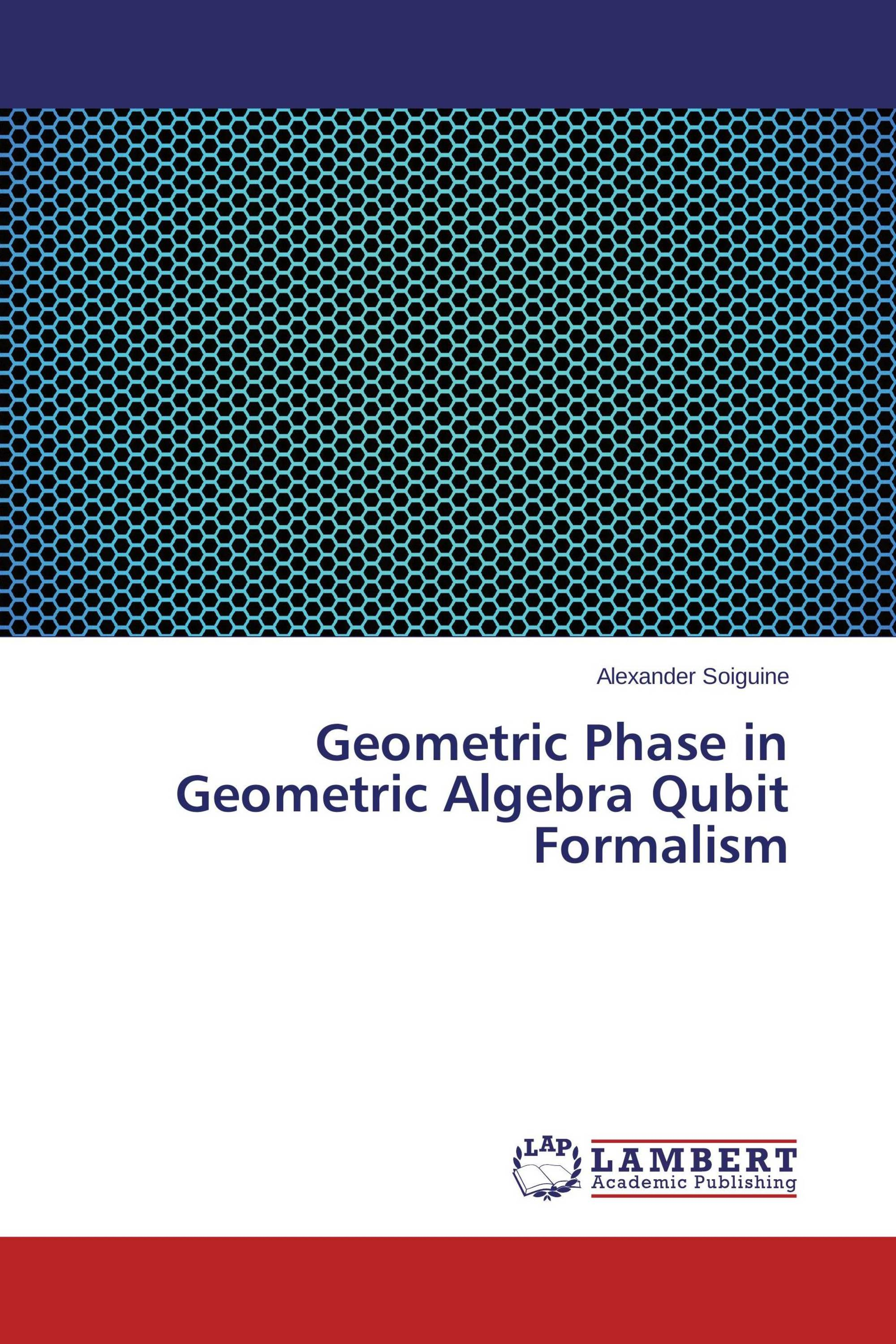 Geometric Phase in Geometric Algebra Qubit Formalism