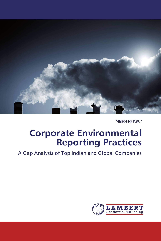 environmental reporting in india