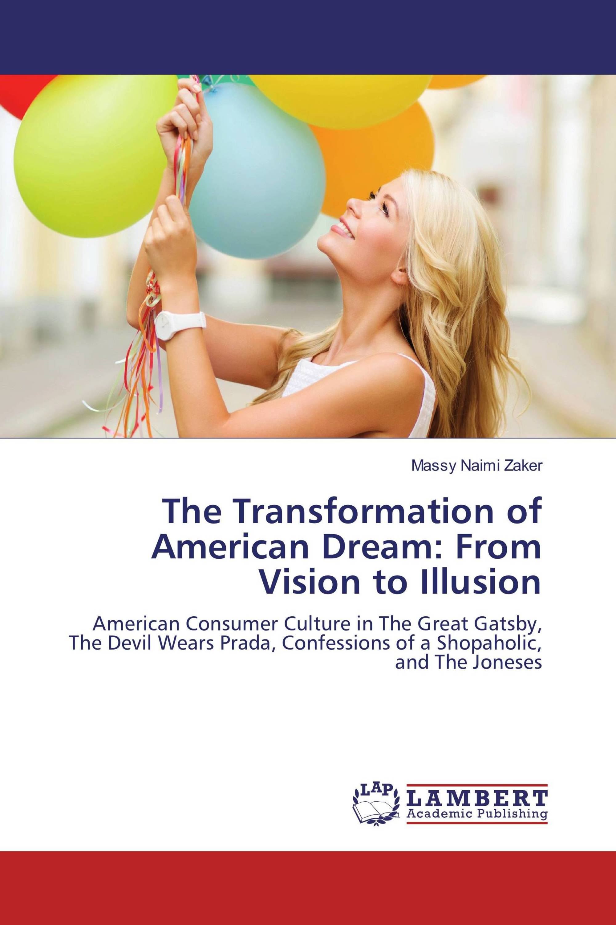 the transformation of the american dream in the great gatsby