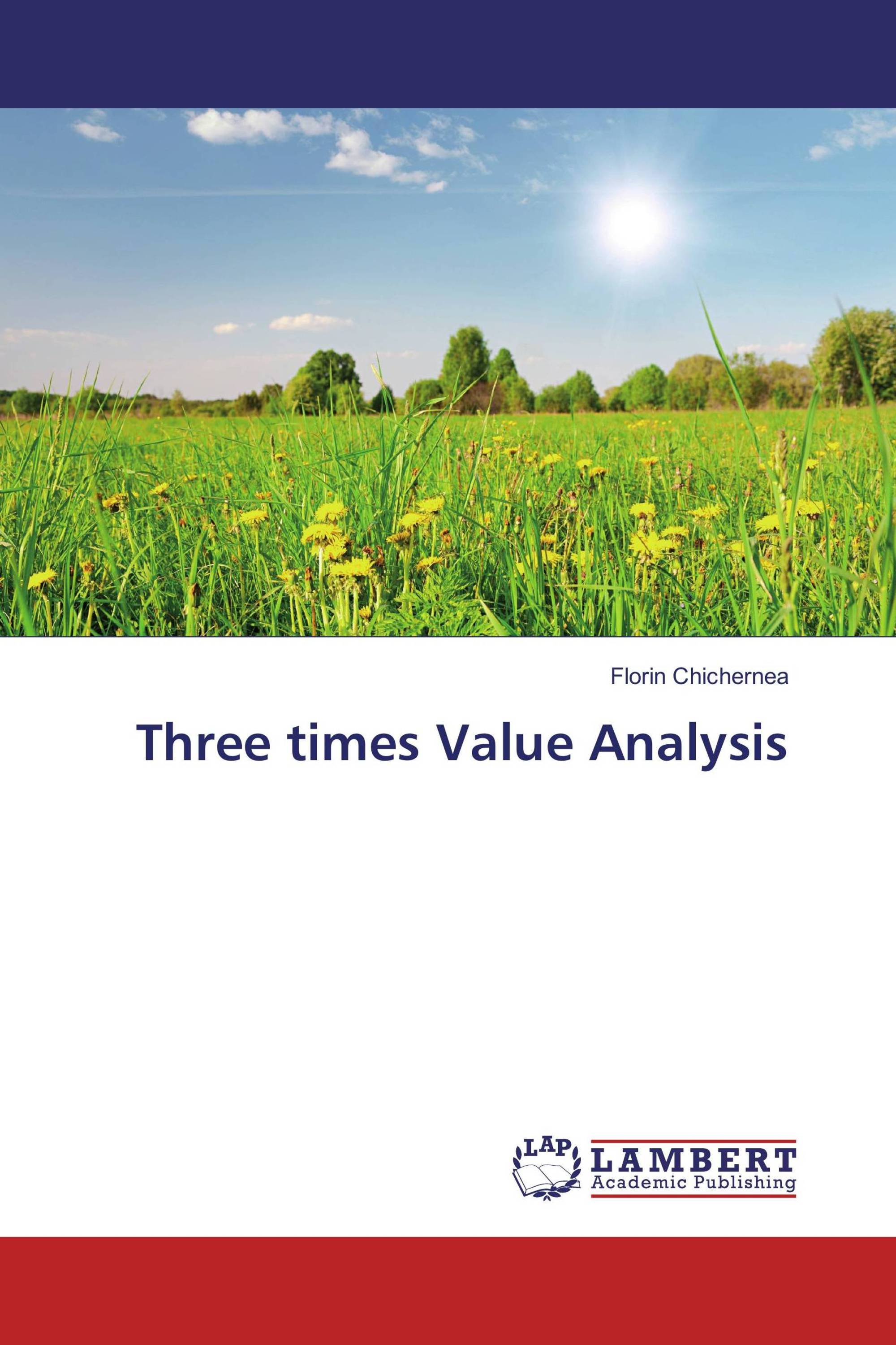 Three times Value Analysis