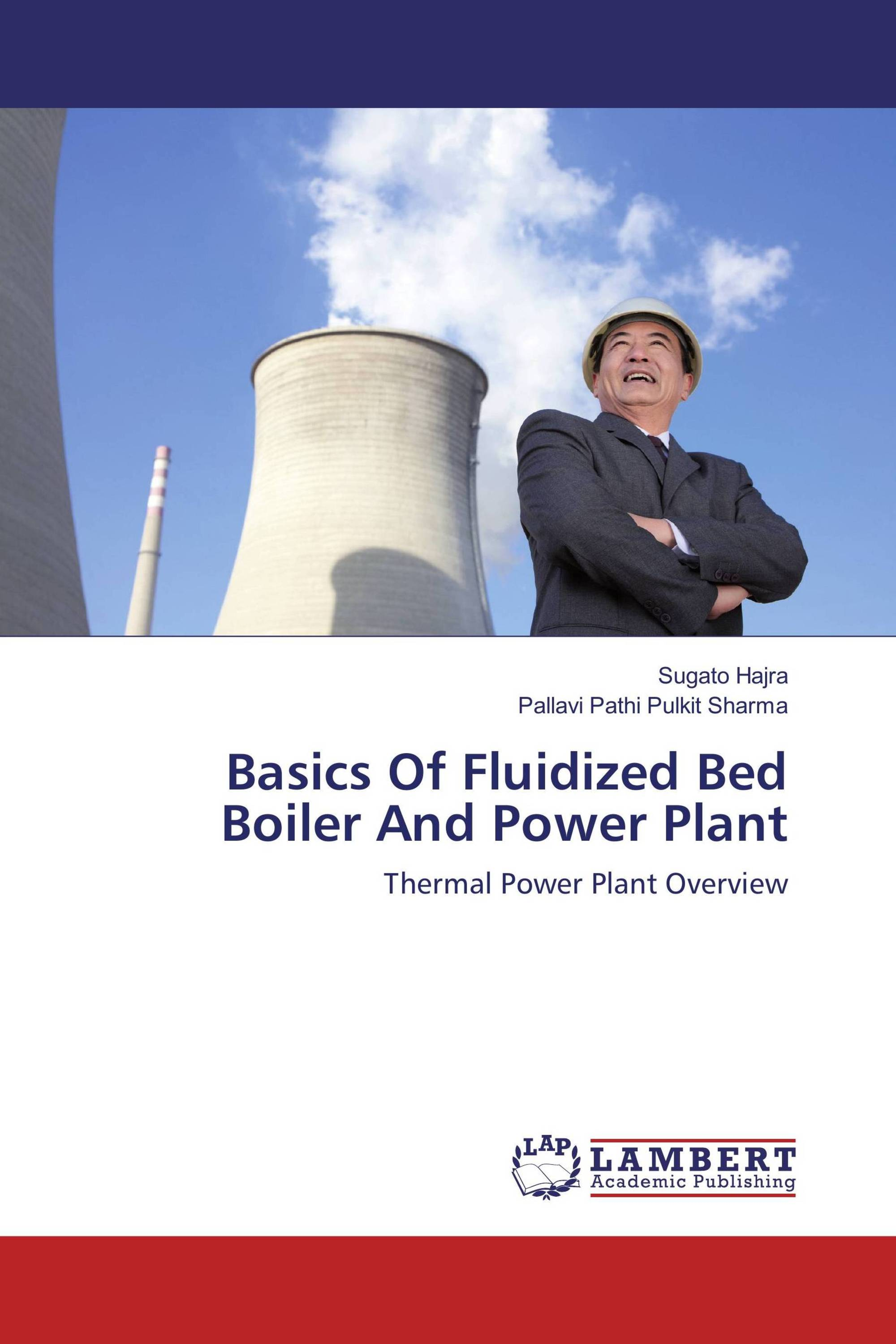 Basics Of Fluidized Bed Boiler And Power Plant 978 3 659