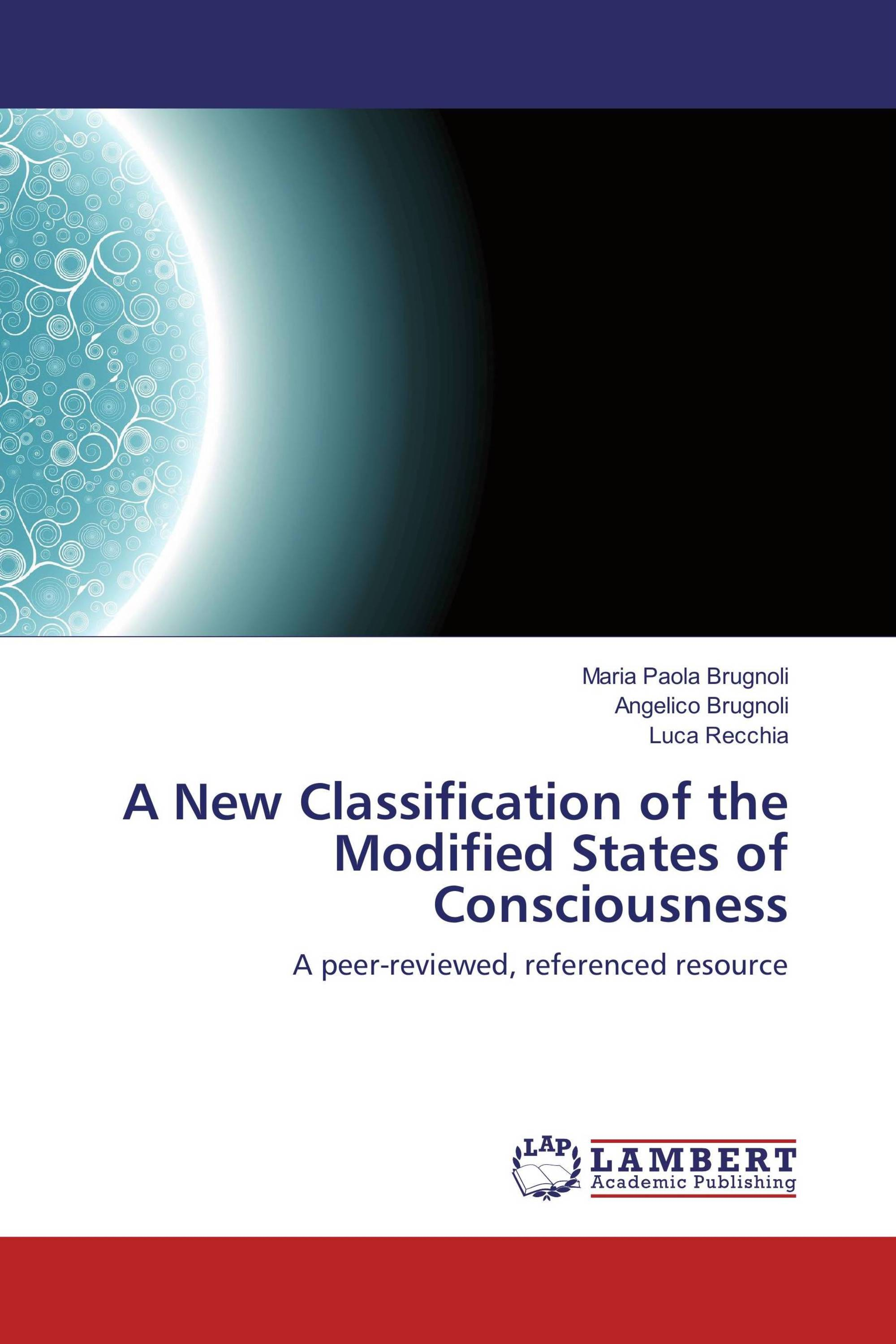 A New Classification of the Modified States of Consciousness / 978-3