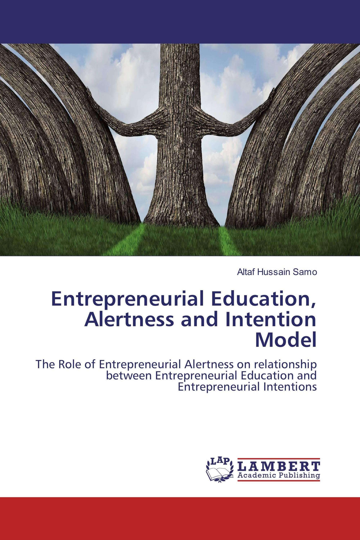 entrepreneurial alertness