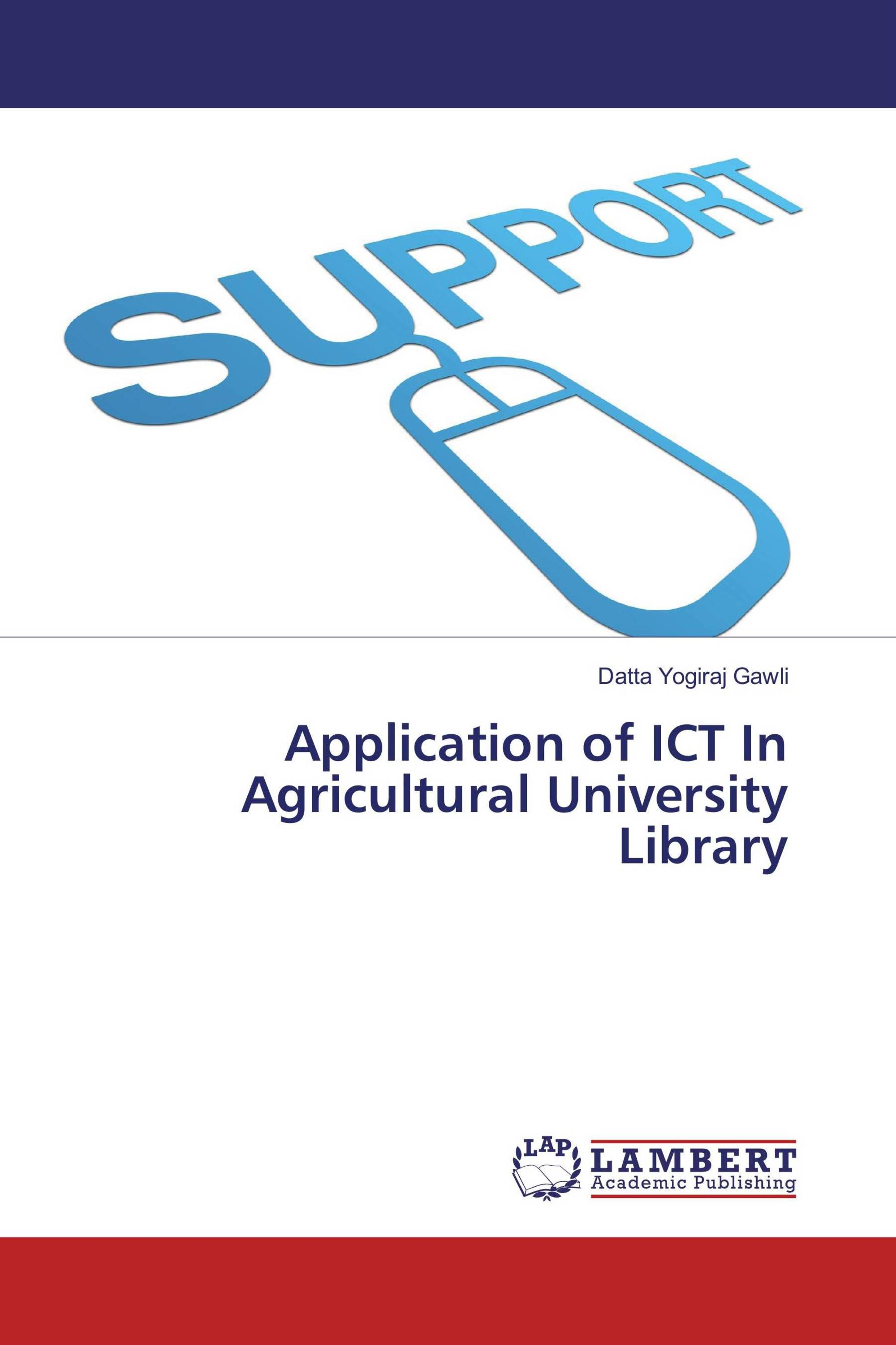 application of ict in library Library professionals have a positive approach towards ict applications and services in libraries, but majority do not have the opportunities to develop their skills and.