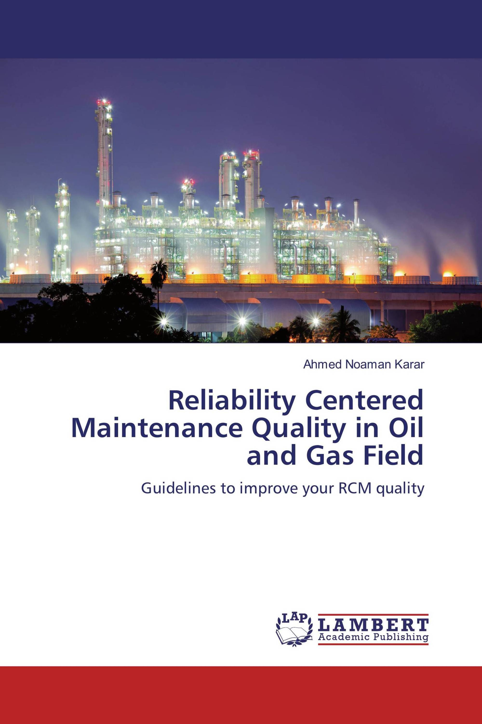 Thesis on reliability centered maintenance
