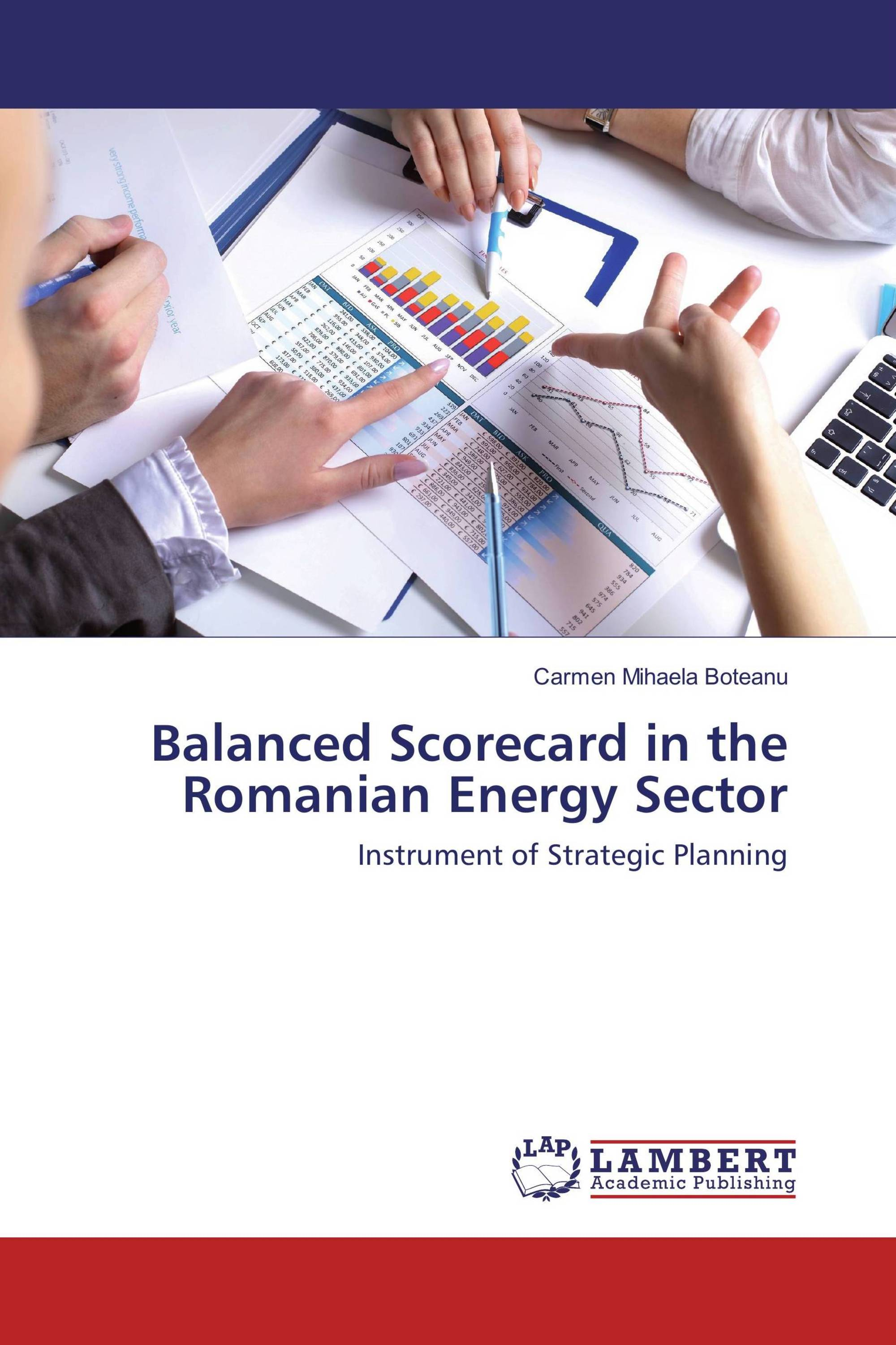 Balanced Scorecard In The Romanian Energy Sector 978 3