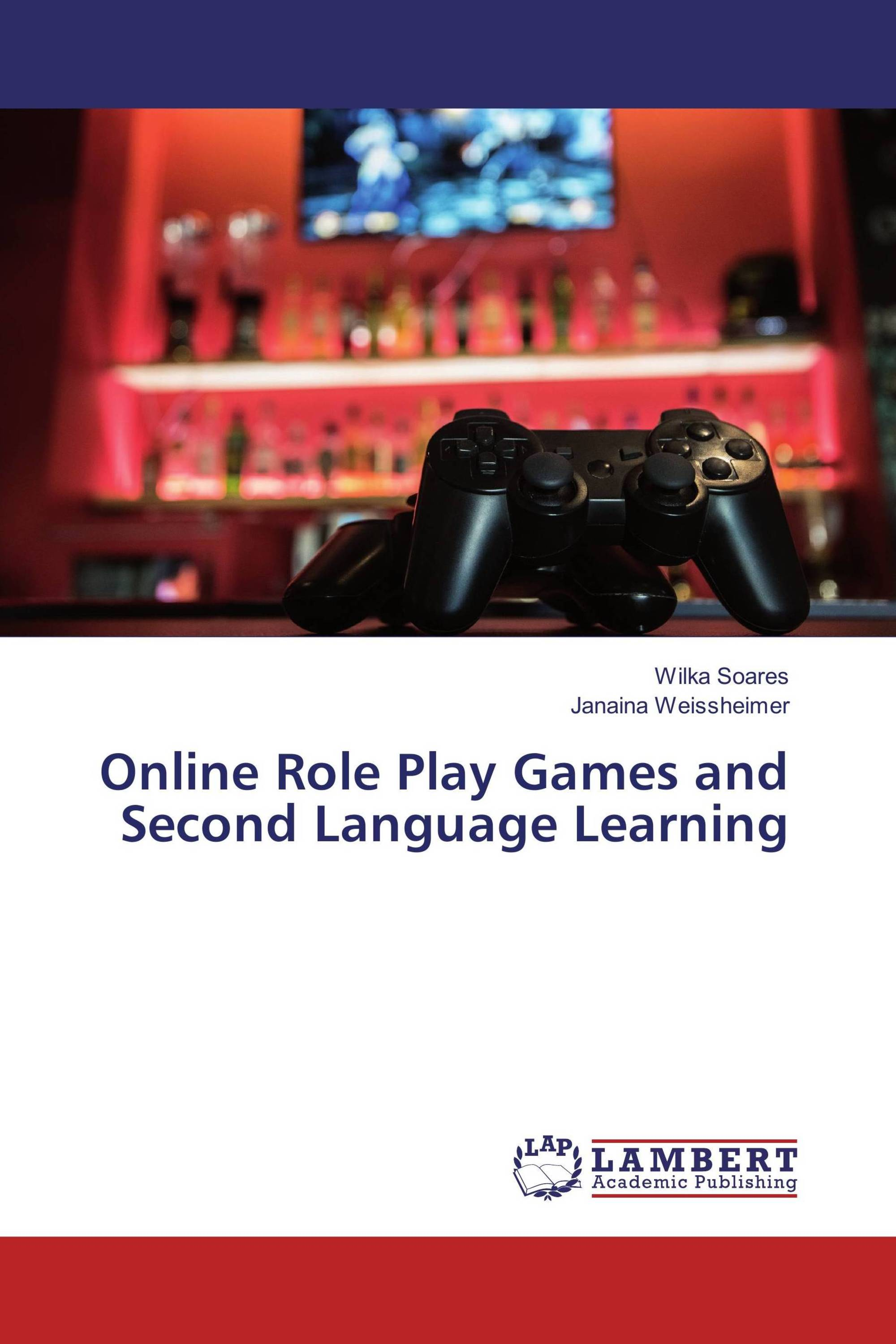 Online Role Play Games and Second Language Learning / 978-3