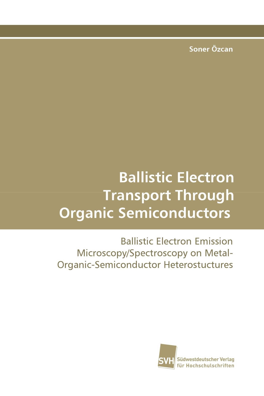 Ballistic Electron Transport Through Organic Semiconductors