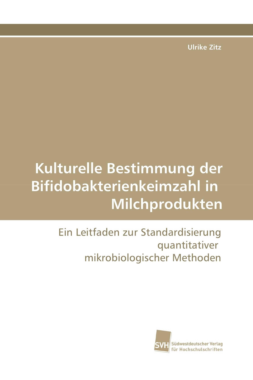 Kulturelle Bestimmung der Bifidobakterienkeimzahl in Milchprodukten