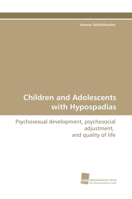 Children and Adolescents with Hypospadias