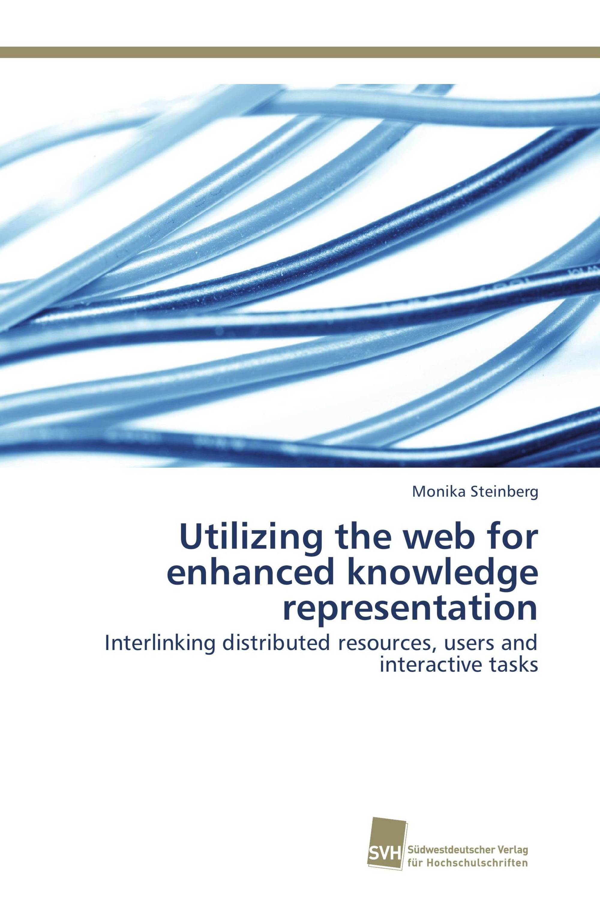 Utilizing the web for enhanced knowledge representation