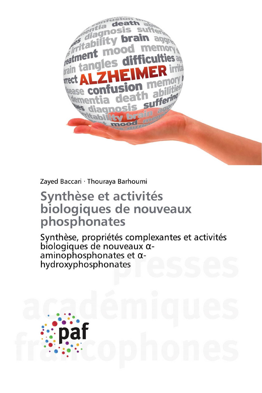 Synthèse et activités biologiques de nouveaux phosphonates