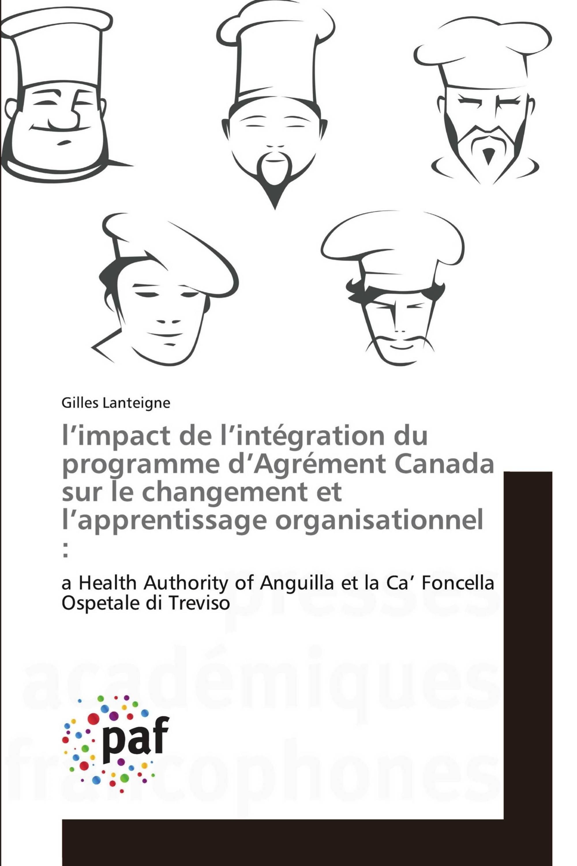 Impact de l'intégration d'un programme d'agément