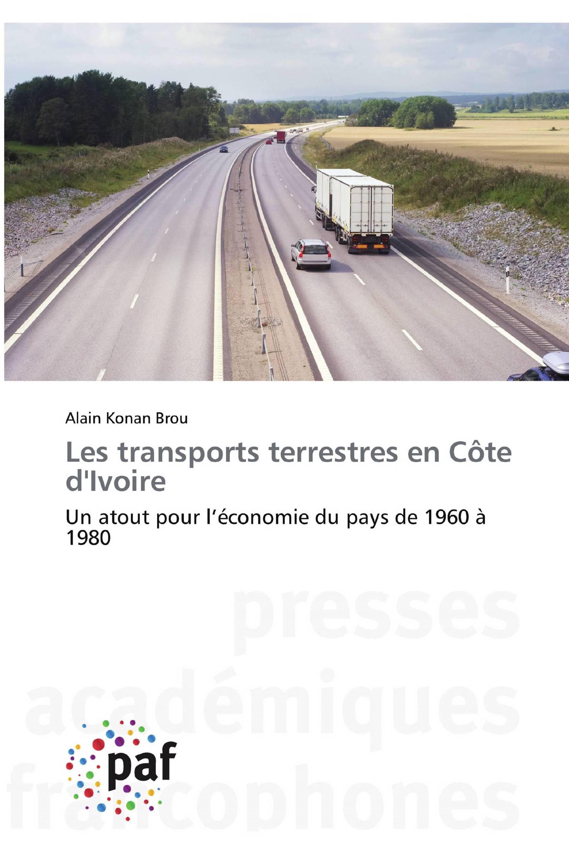 Les transports terrestres en Côte d'Ivoire