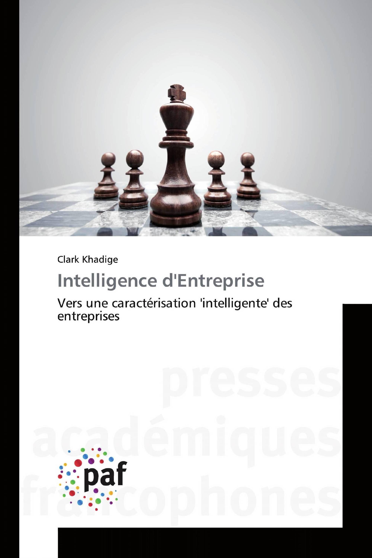 Intelligence d'Entreprise
