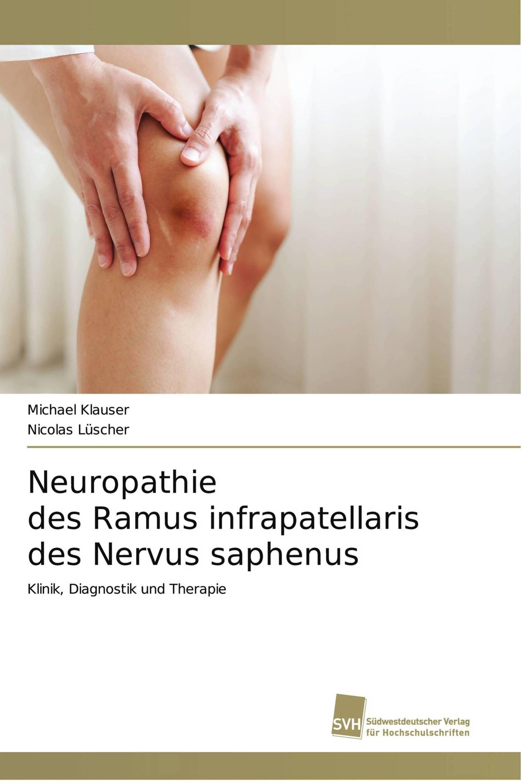Neuropathie des Ramus infrapatellaris des Nervus saphenus