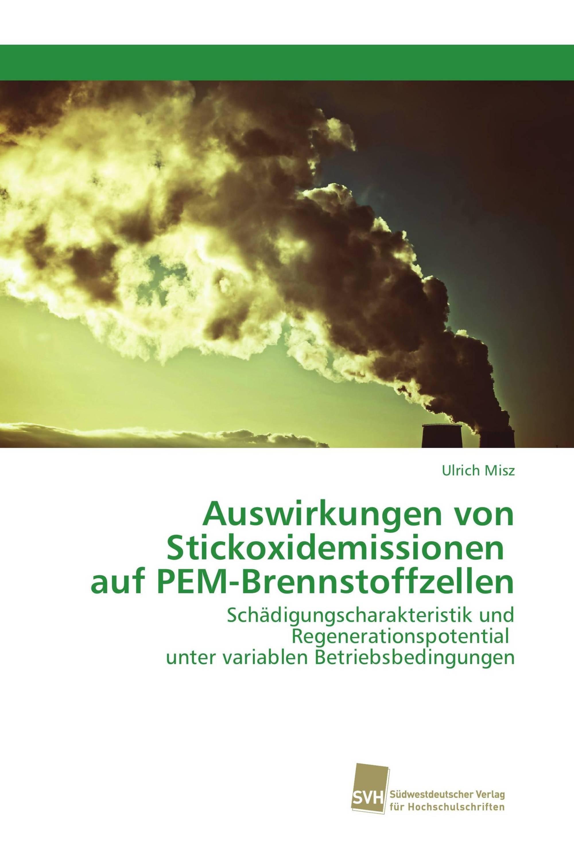 Auswirkungen von Stickoxidemissionen auf PEM-Brennstoffzellen