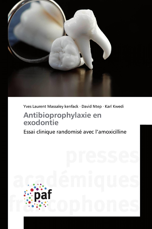 Antibioprophylaxie en exodontie