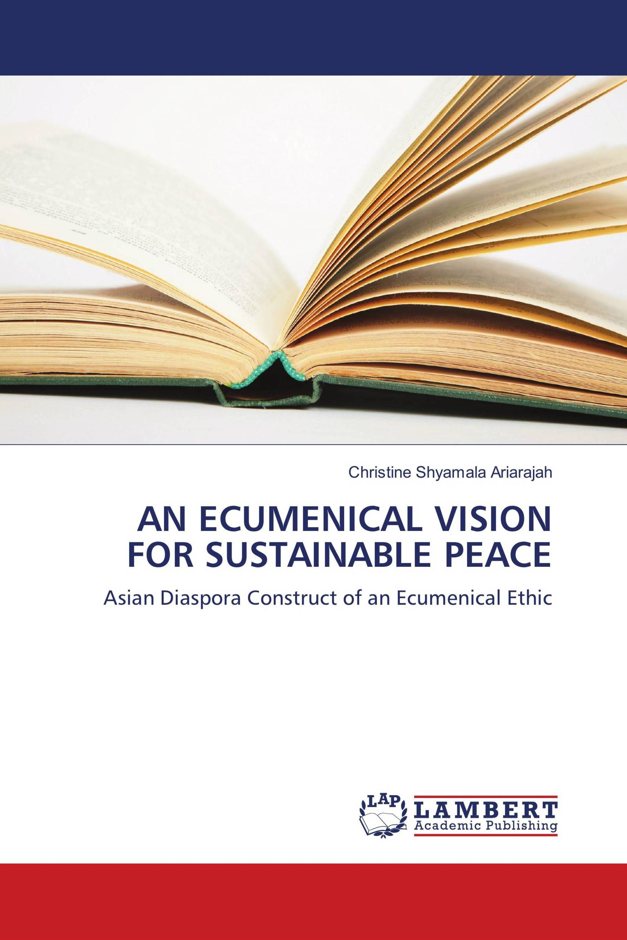 AN ECUMENICAL VISION FOR SUSTAINABLE PEACE