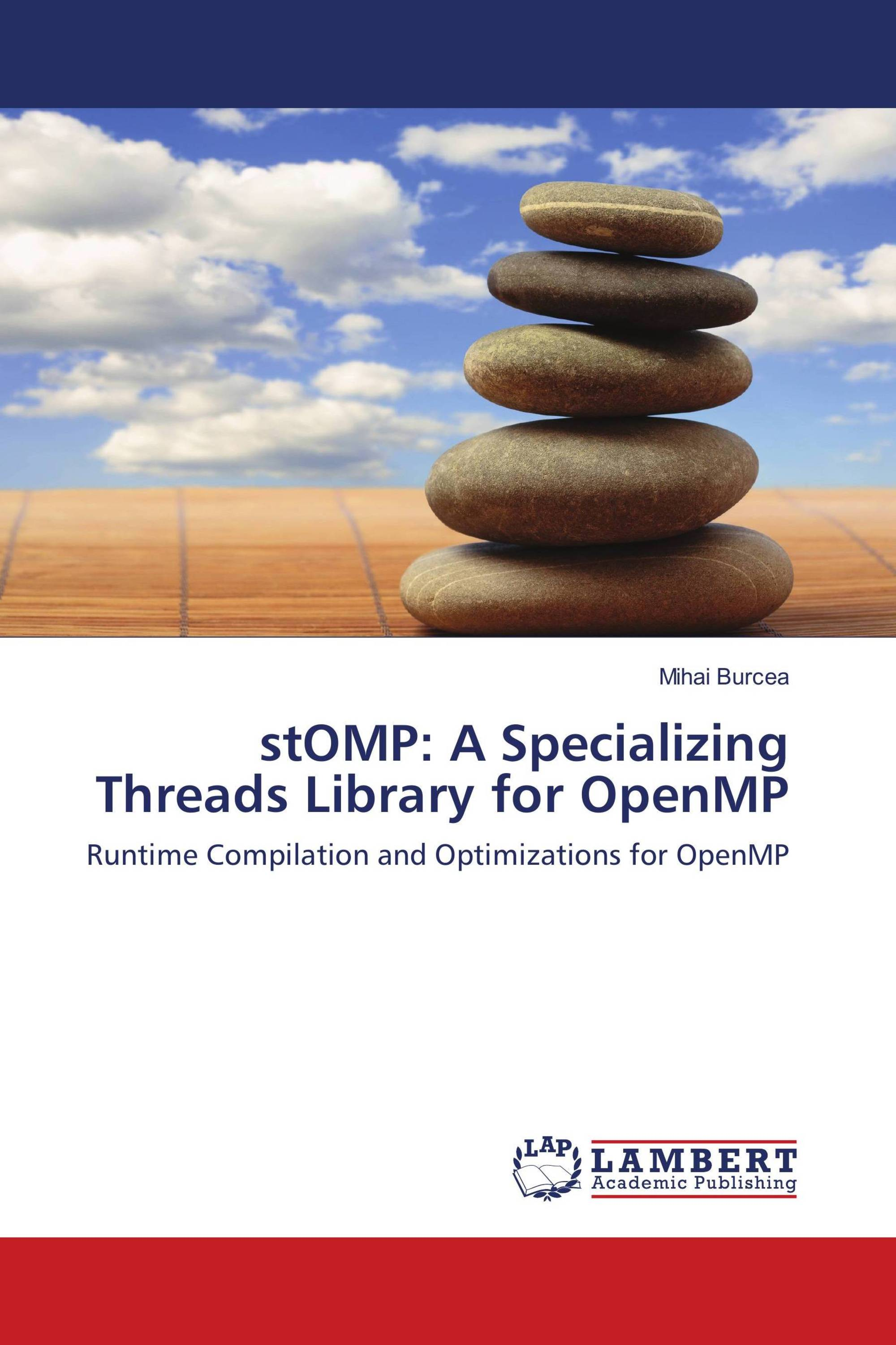 stOMP: A Specializing Threads Library for OpenMP