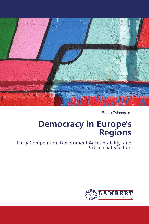 Democracy in Europe's Regions