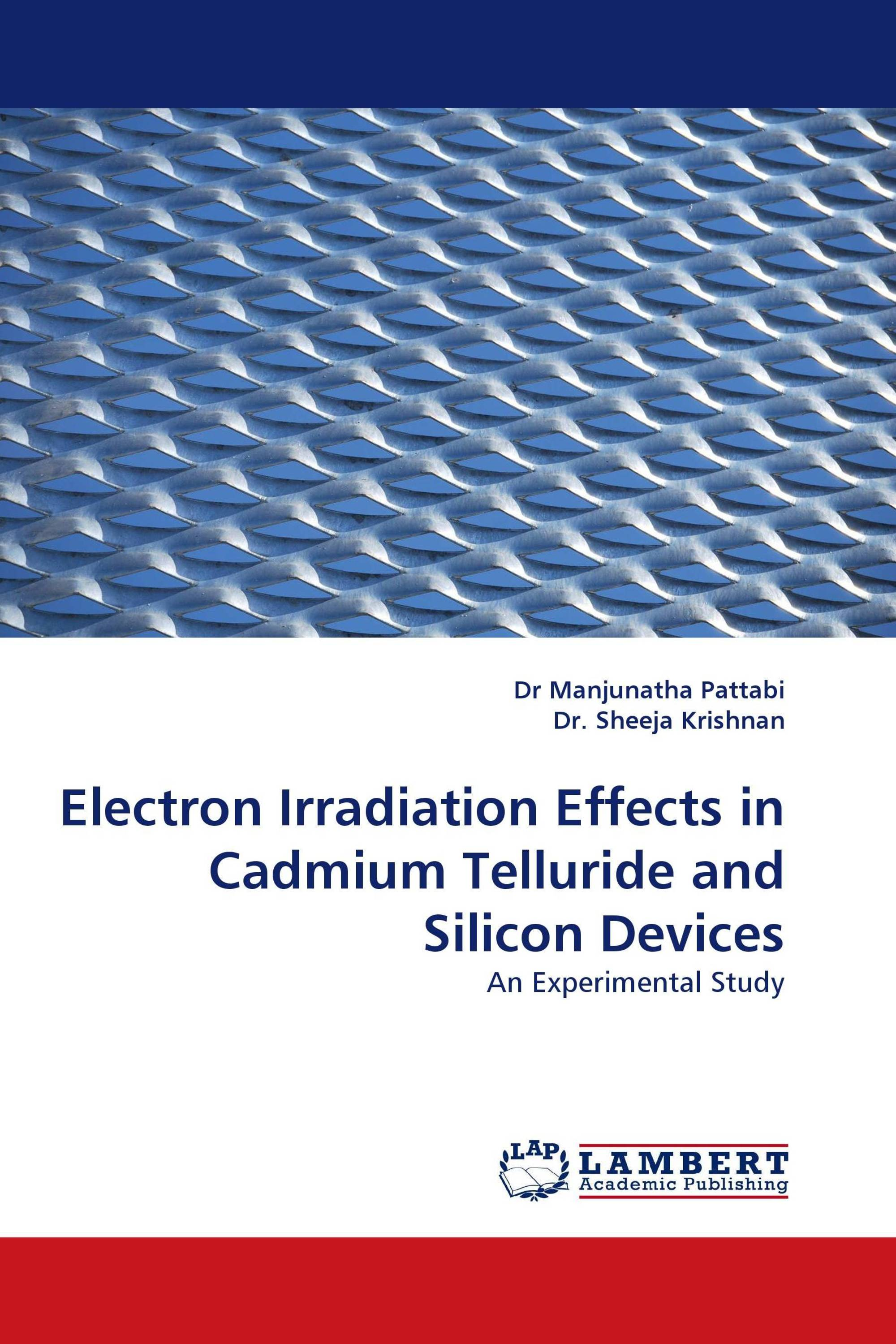 Electron Irradiation Effects in Cadmium Telluride and Silicon Devices